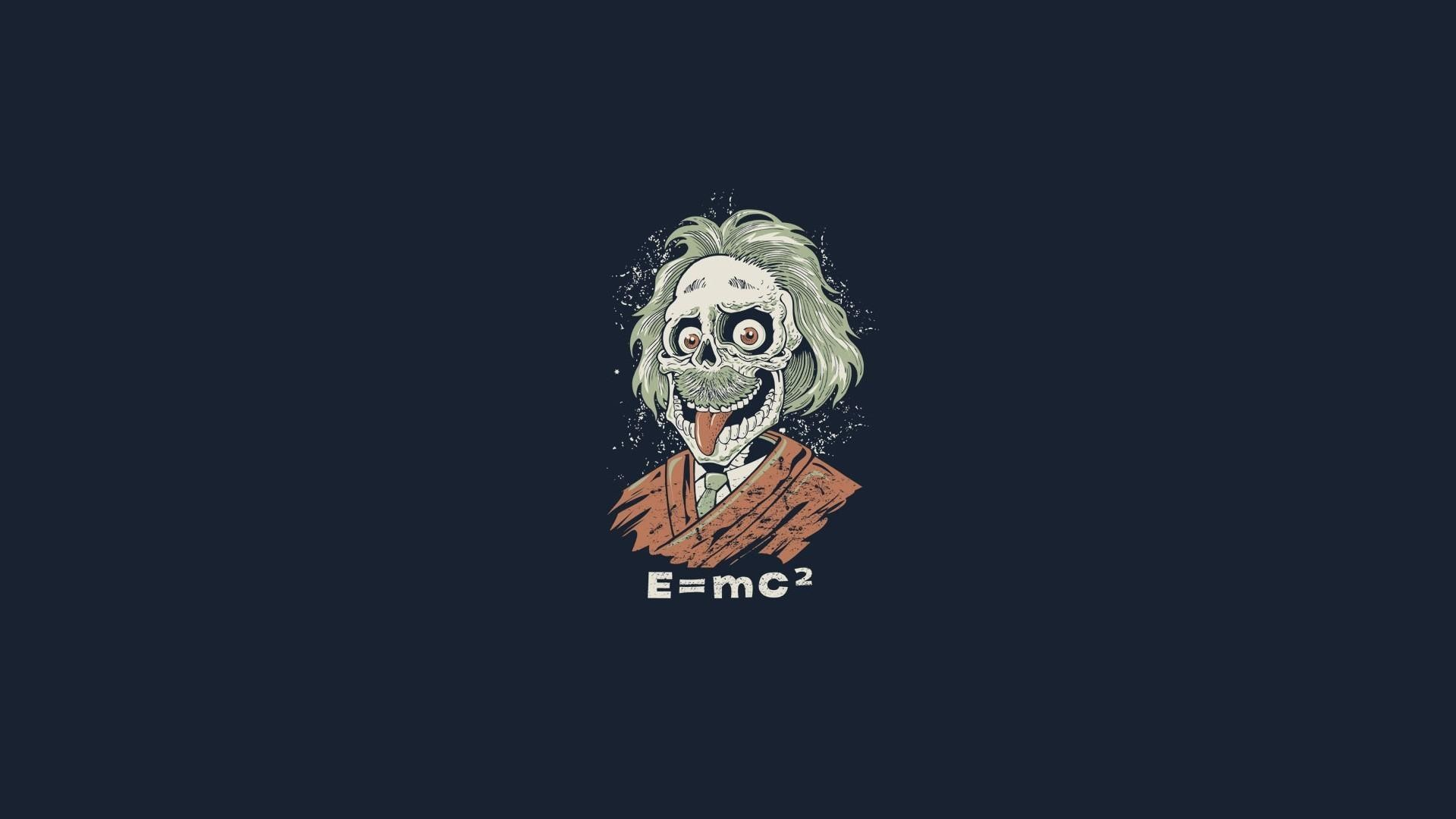 1920x1080 Einstein Wallpaper