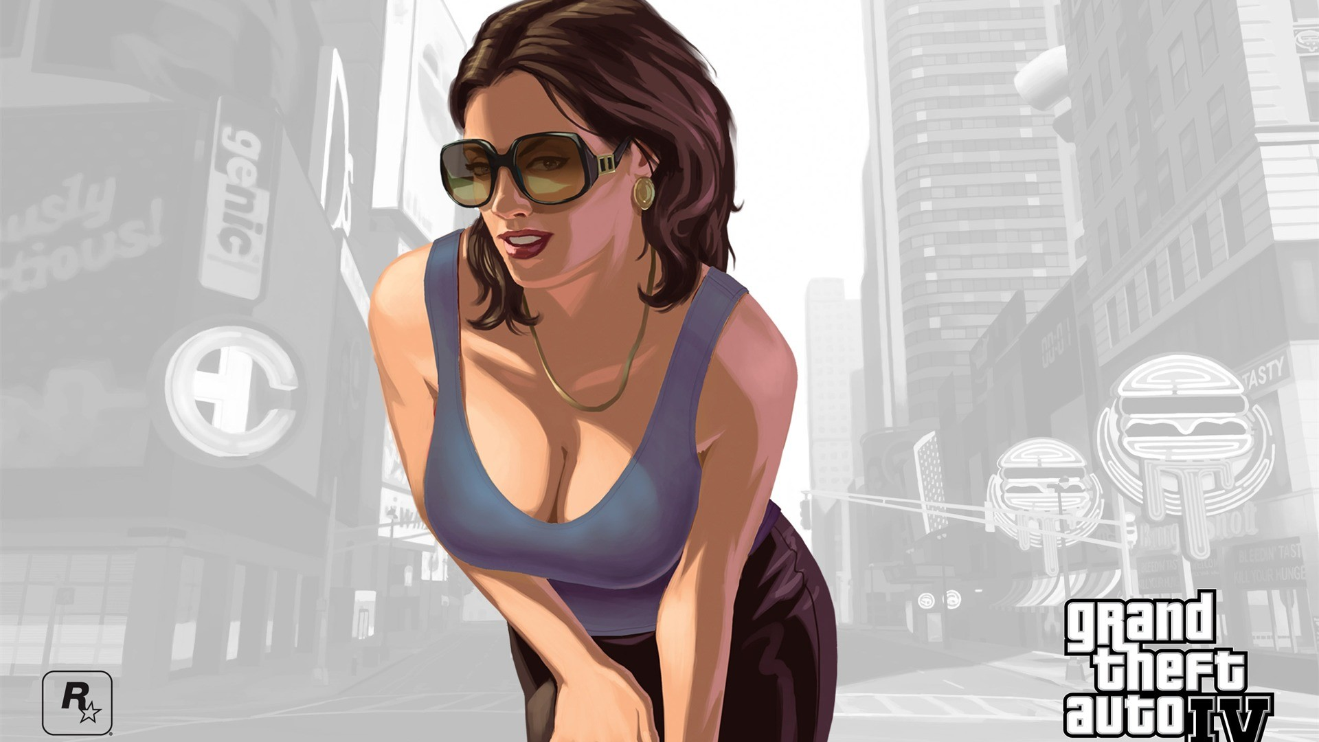 1920x1080 Grand Theft Auto: Vice City HD wallpaper #14 - .