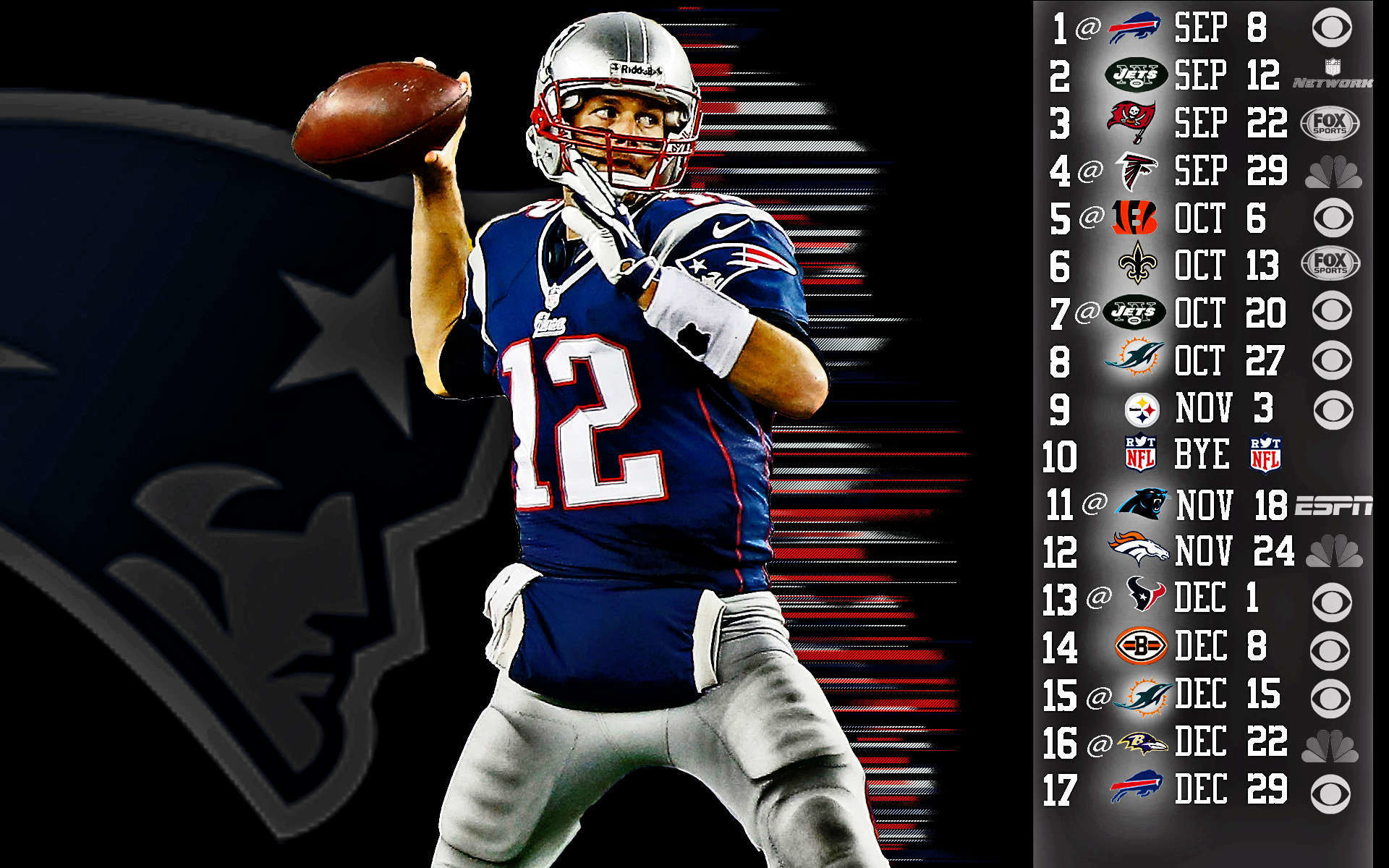 Sport Wallpaper New England Patriots
