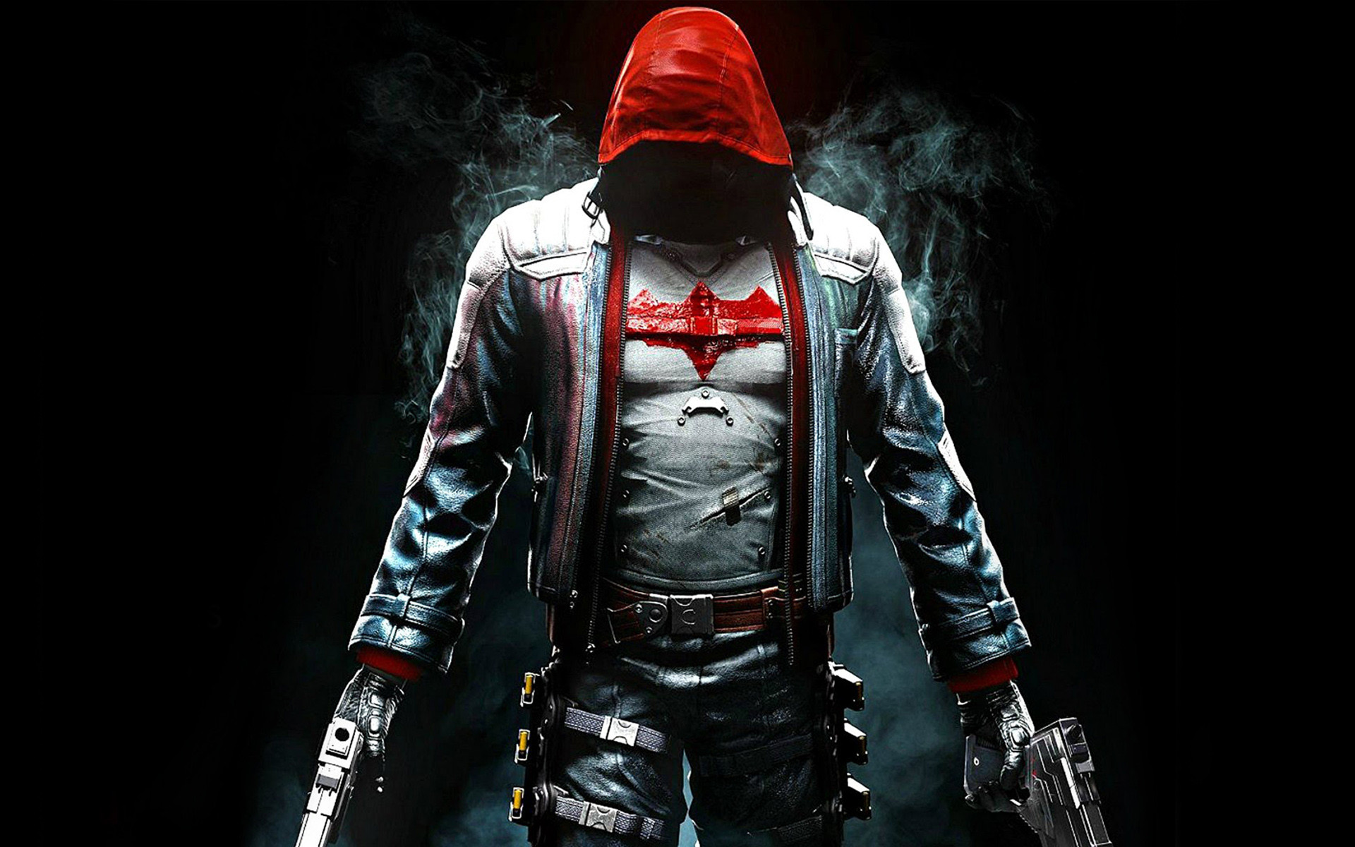 1920x1200 Jason Todd Red Hood Batman Arkham Knight