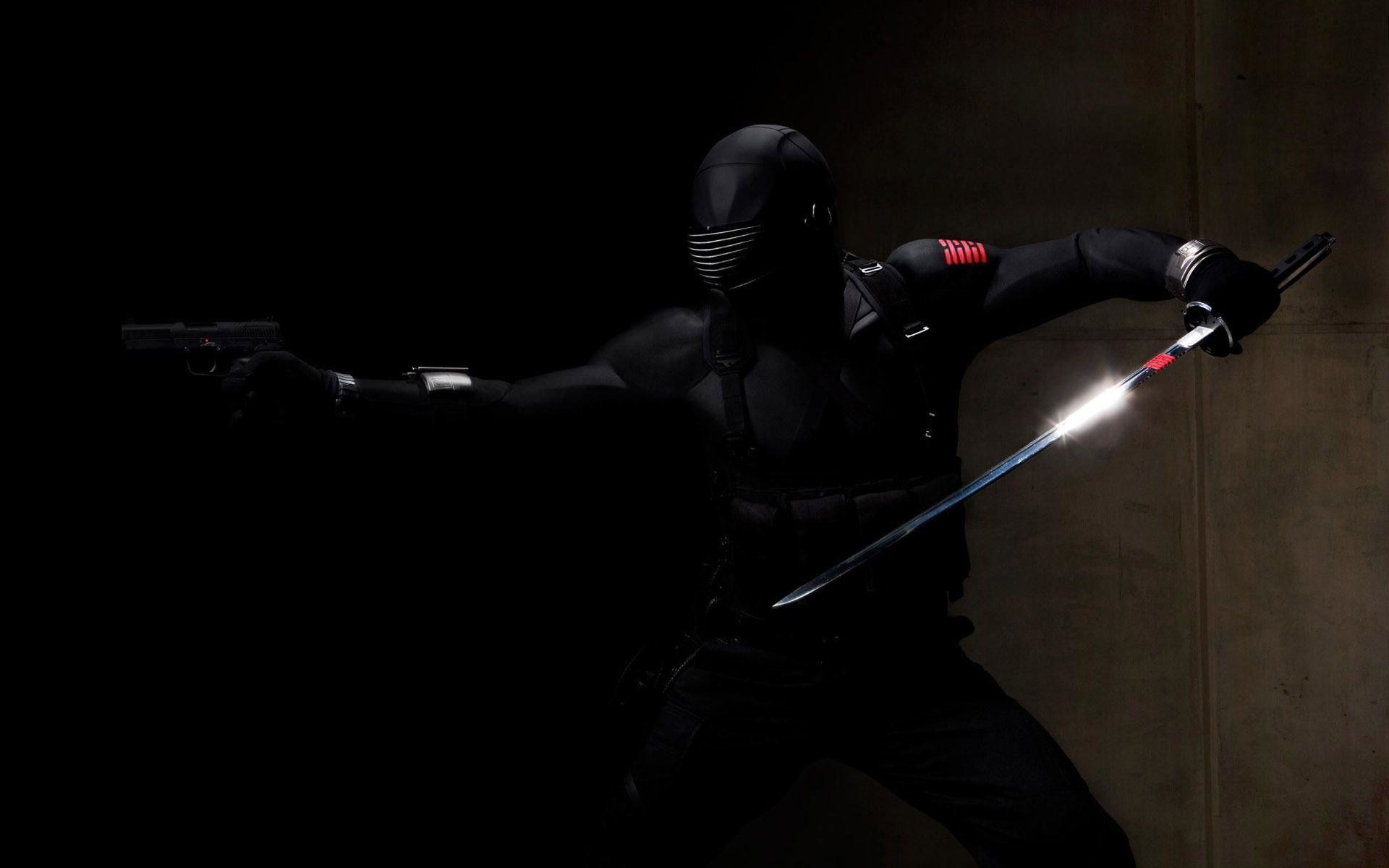 1920x1200 Snake Eyes - G. I. Joe Wallpaper #