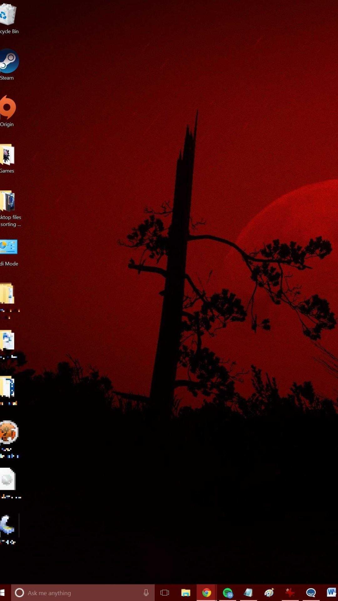 1080x1920 Dual Monitor Different Wallpaper Windows 10