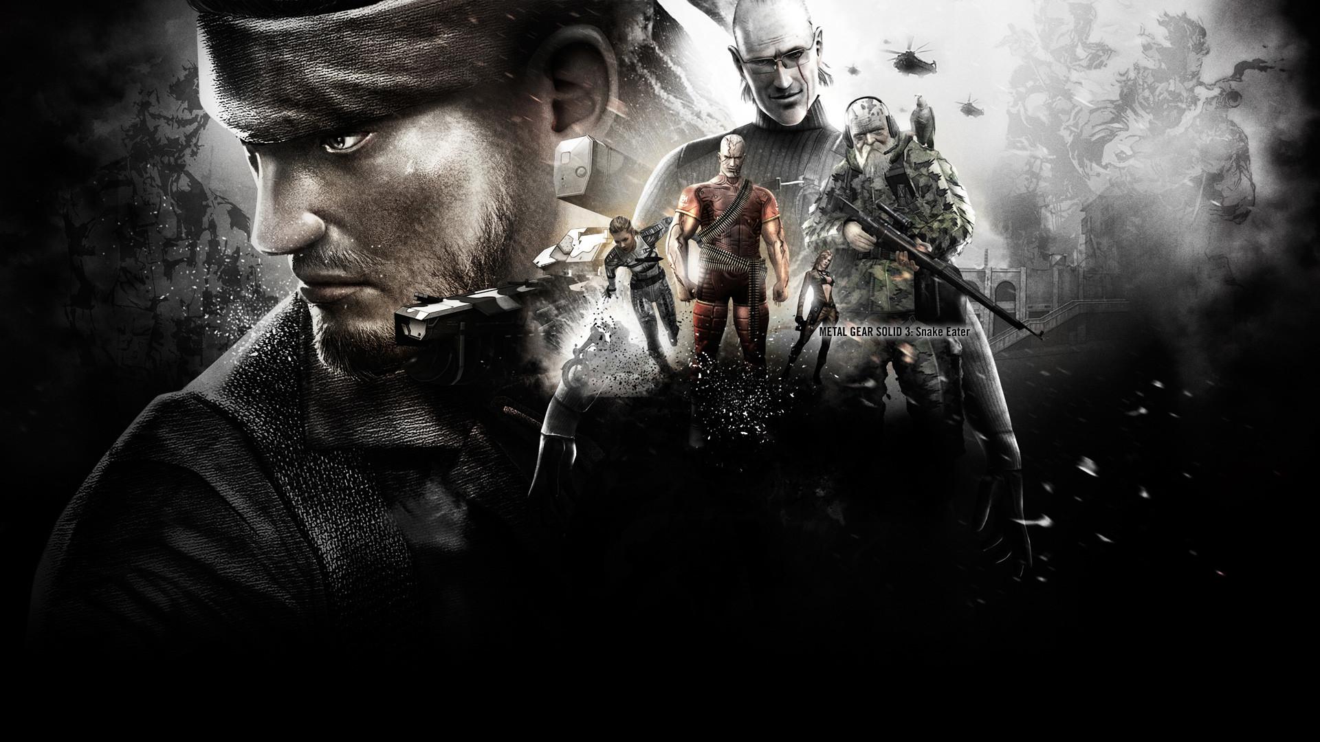2560x1600 227 Metal Gear Wallpapers