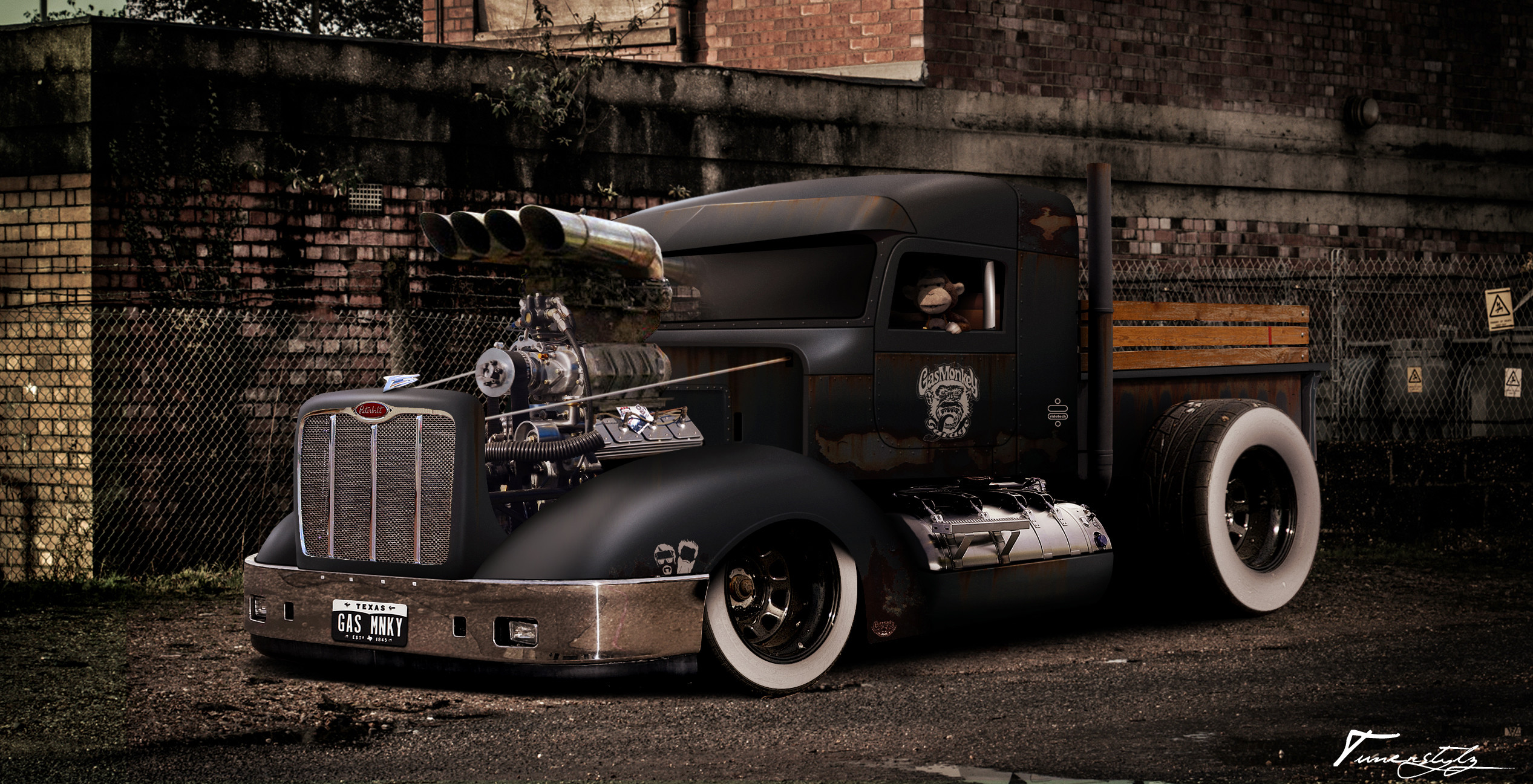 Gas Monkey Garage Wallpapers 55 Images
