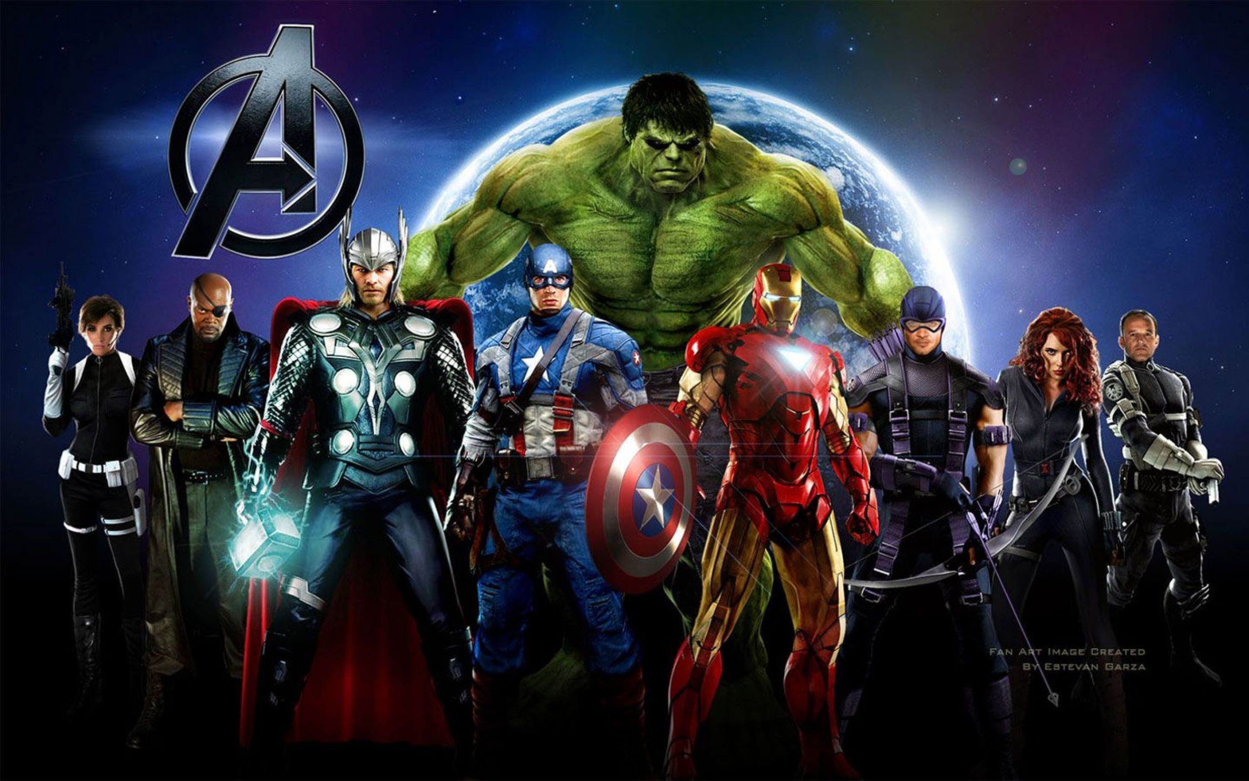 2560x1600 Avengers Movie Wallpapers