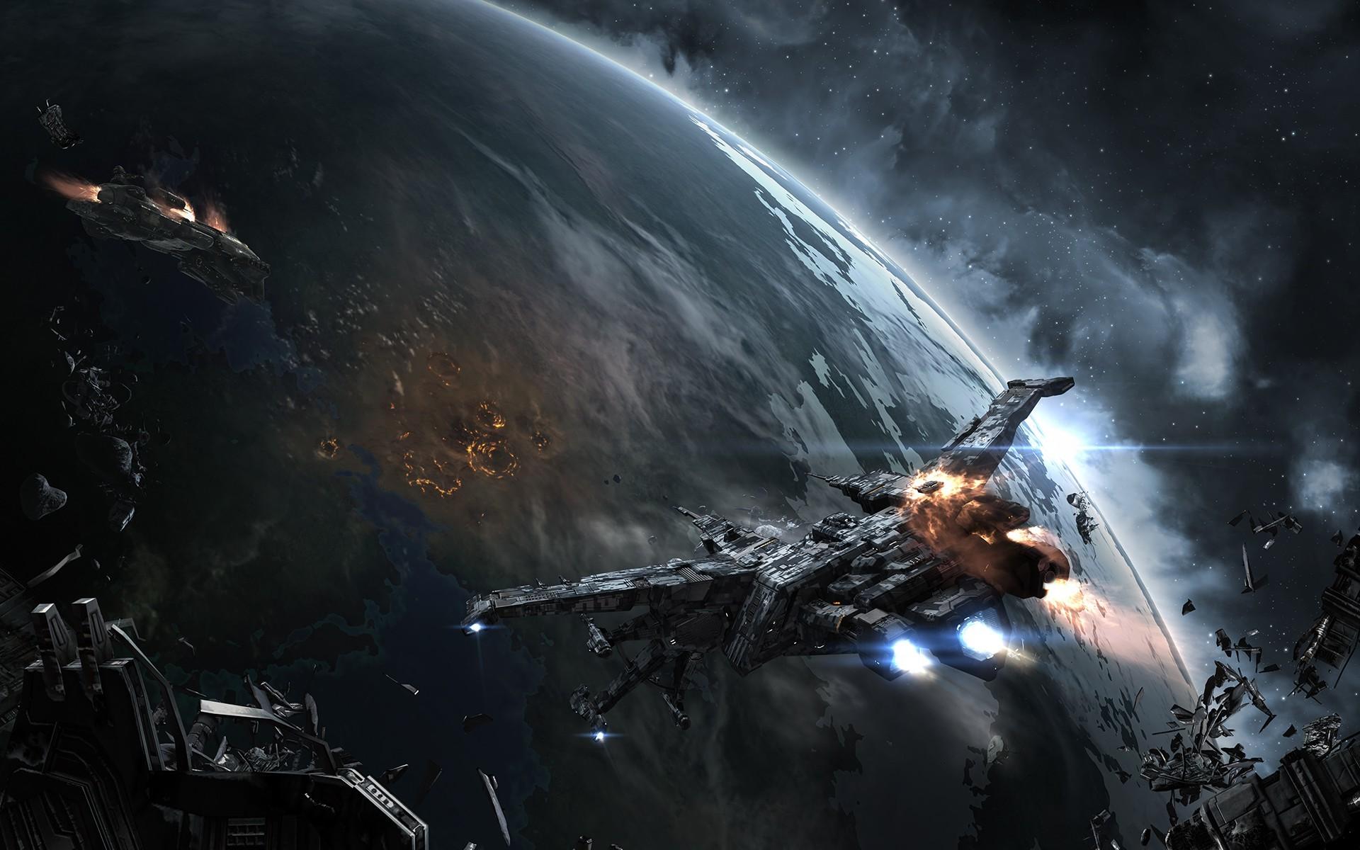 Eve Online Wallpaper (82+ Images