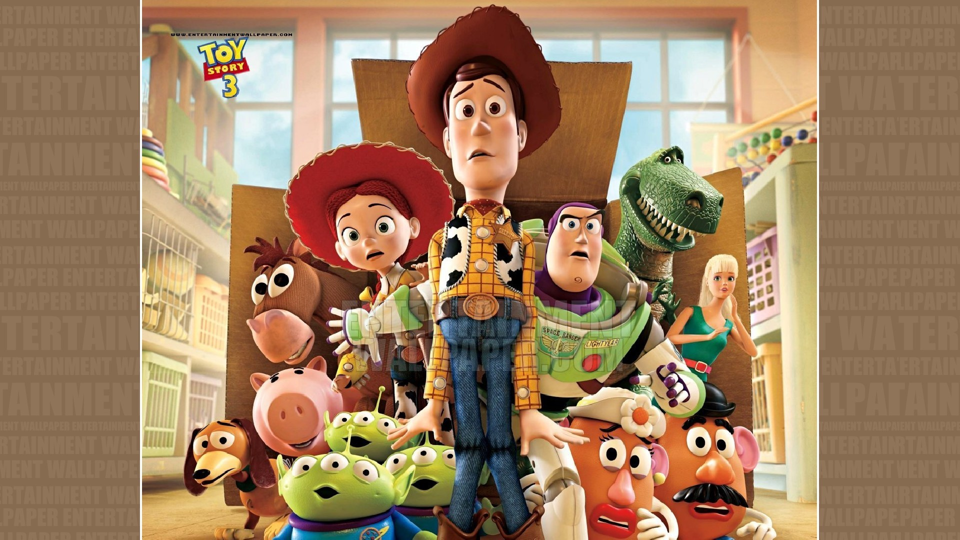 1920x1080 Toy Story 3 Wallpaper - Original size, download now.