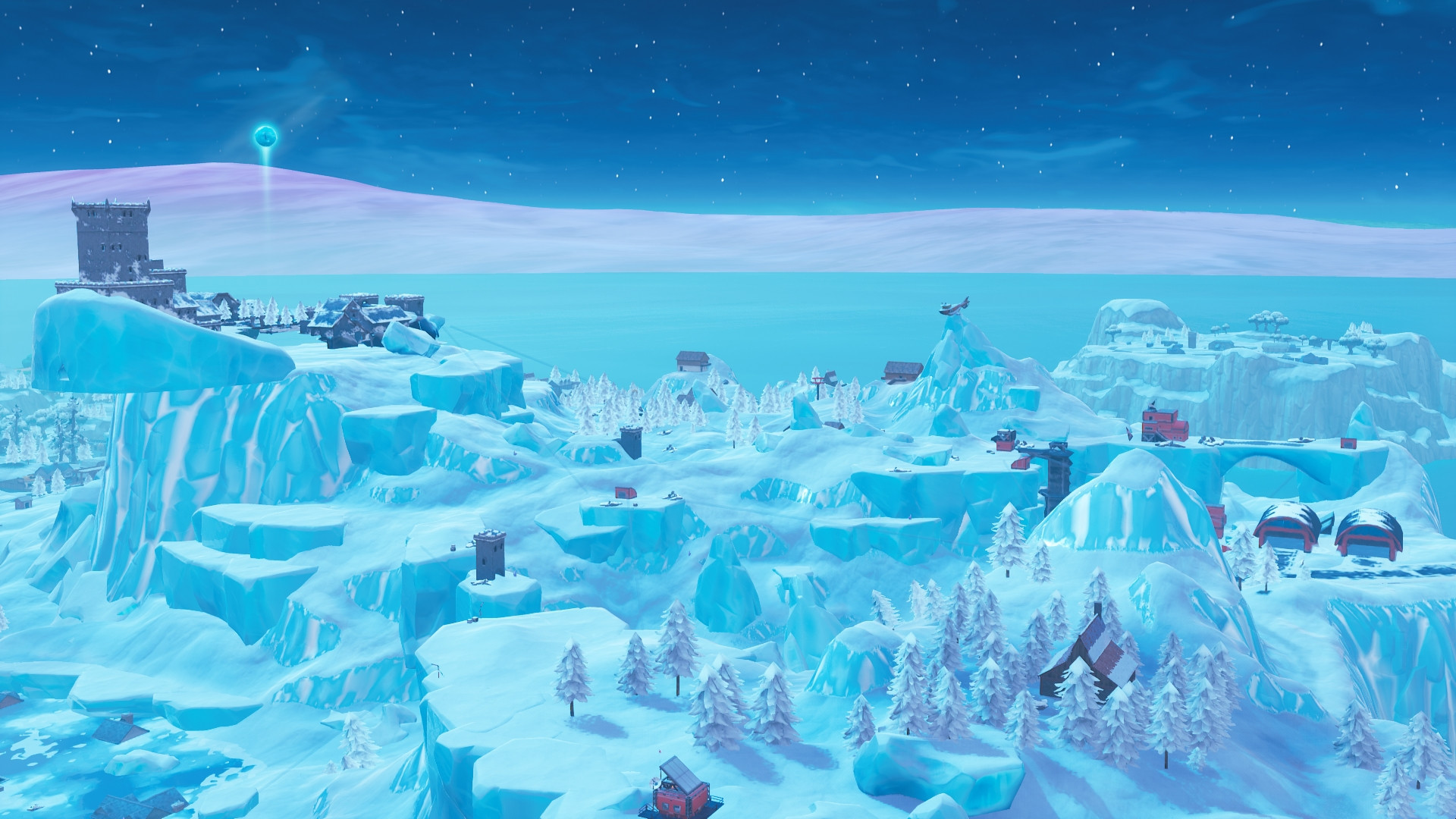 1920x1080 Fortnite Battle Roial Ice Storm