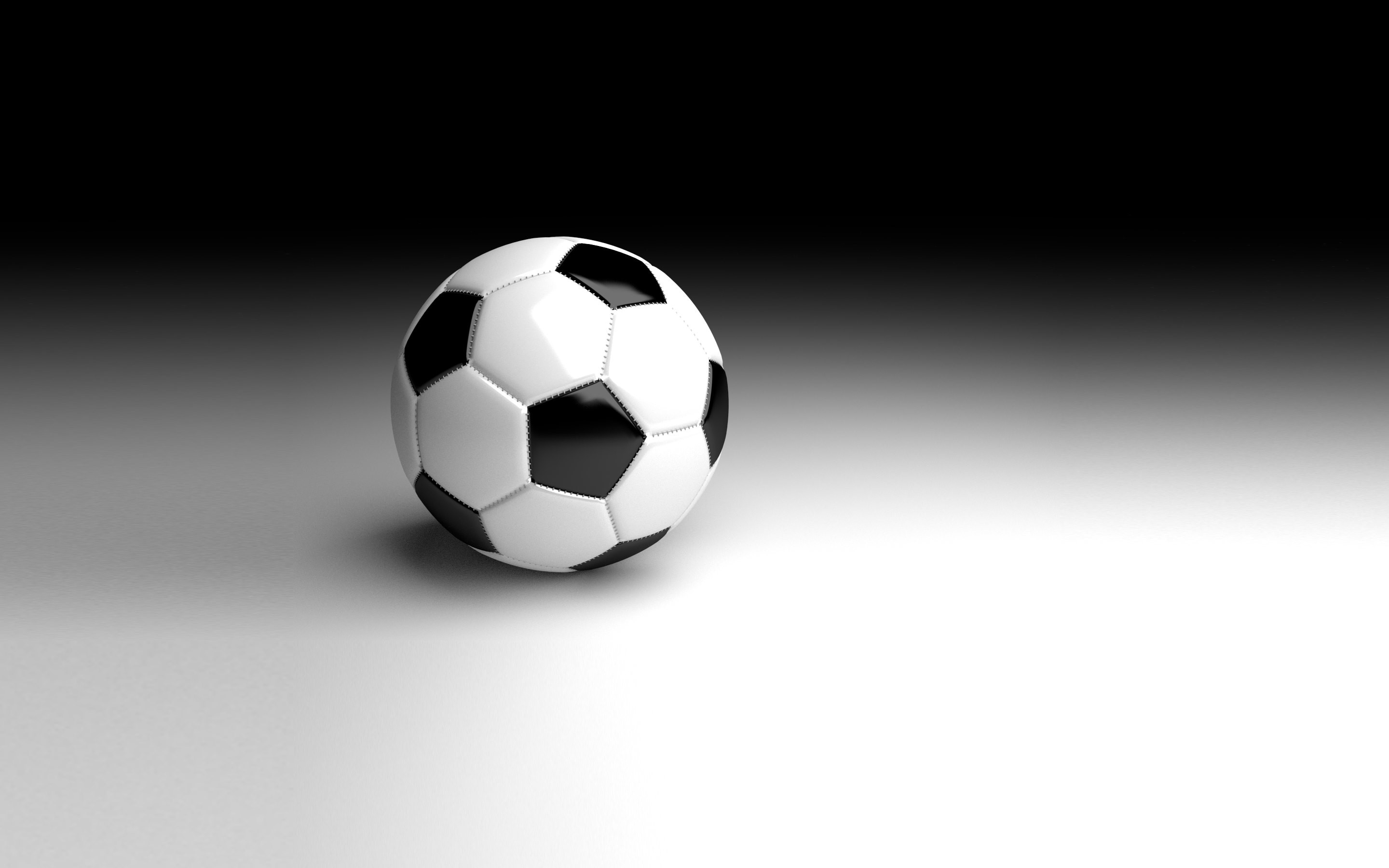 2880x1800 HD Wallpaper 2: Soccer Ball