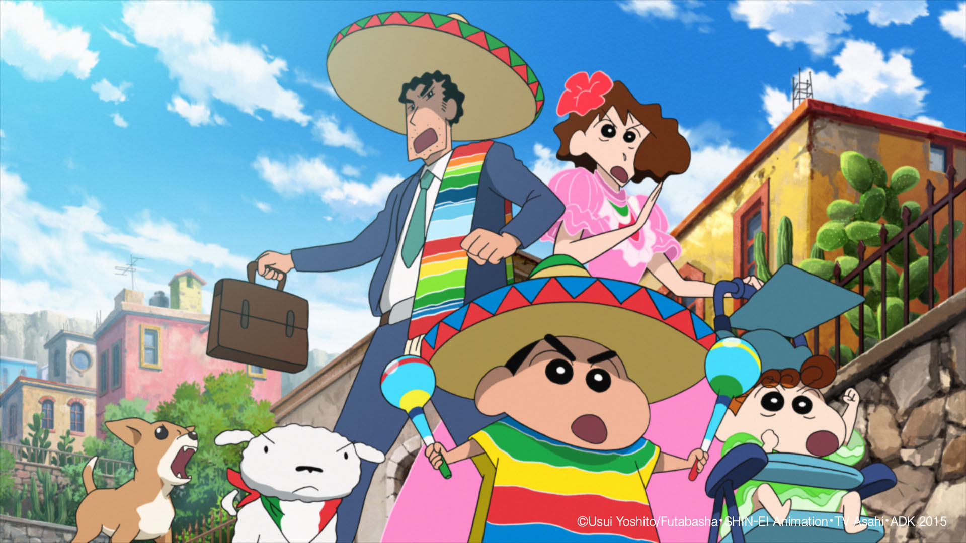 Shin Chan Wallpapers 57 Images