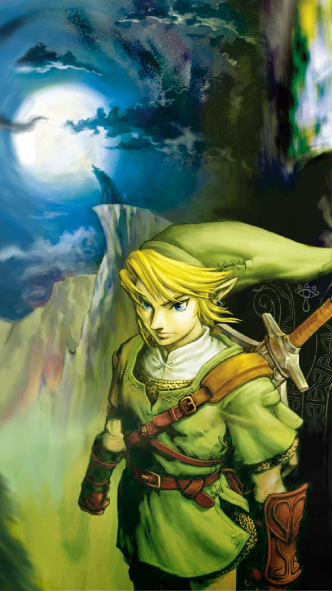 Zelda live wallpaper 70 images - Twilight wallpaper for iphone ...