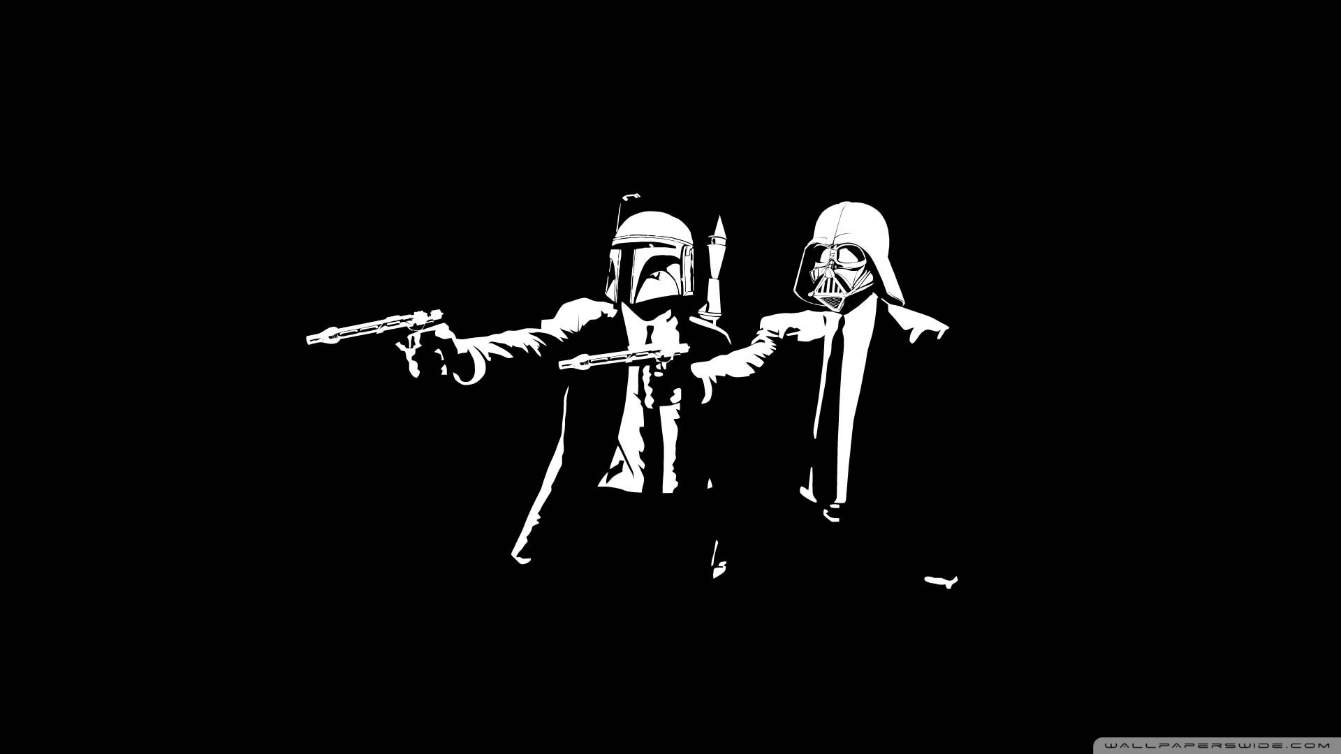 1920x1080 pulp fiction as star wars cool wallpaper