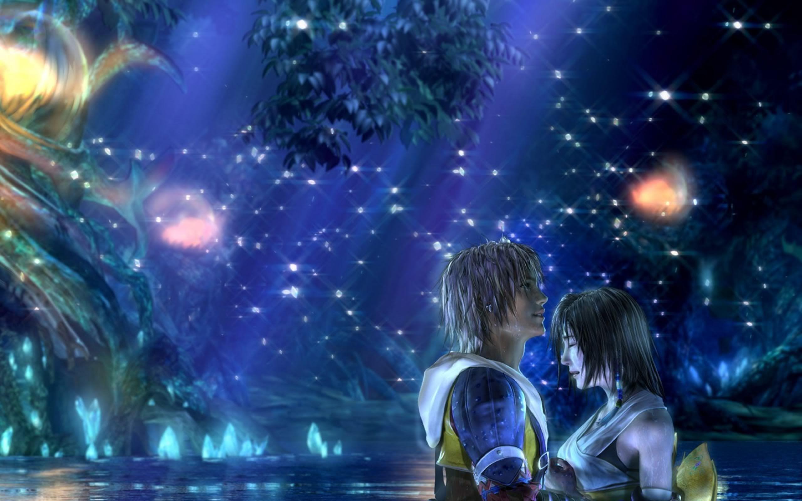 2560x1600 Final Fantasy X Wallpapers - Full HD wallpaper search
