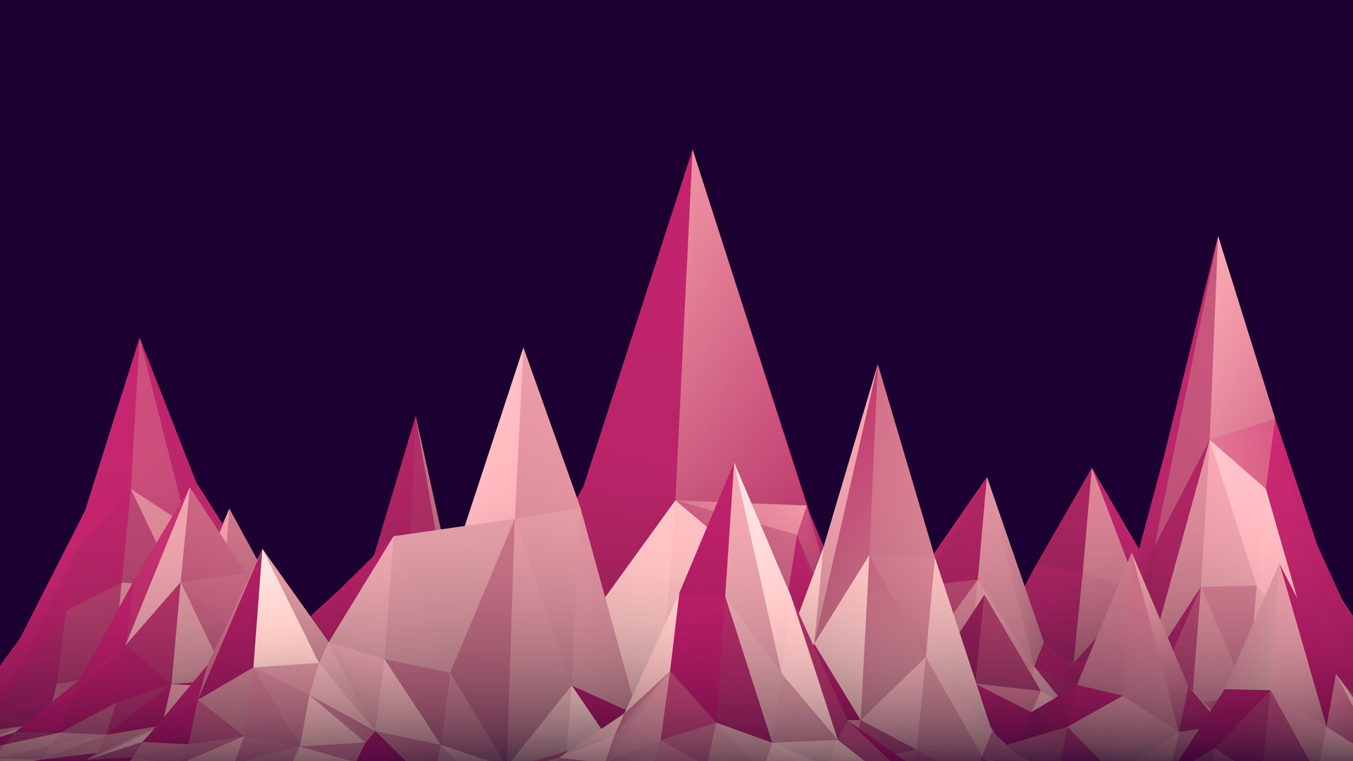 Purple Polygonal Abstract Background: Polygon Wallpaper (80+ Images