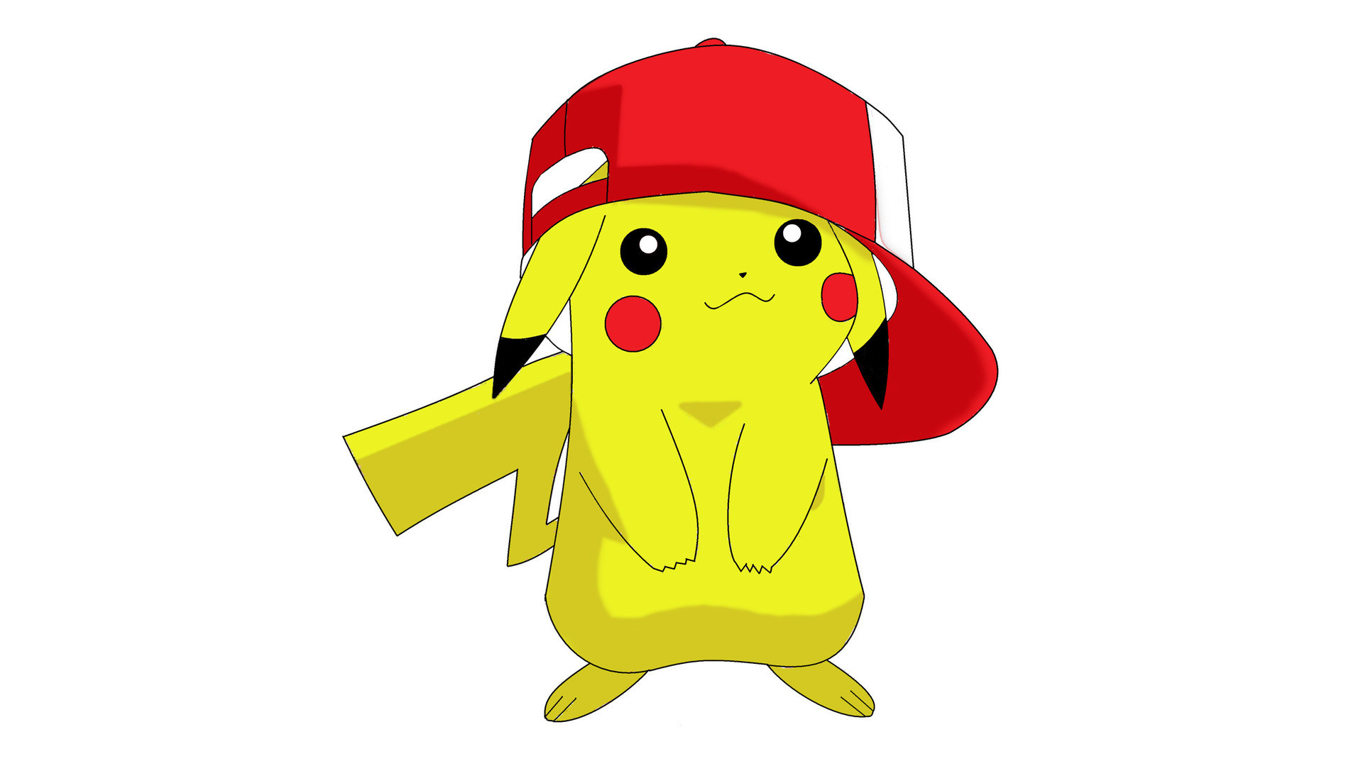 Pikachu Hd Wallpaper 81 Images