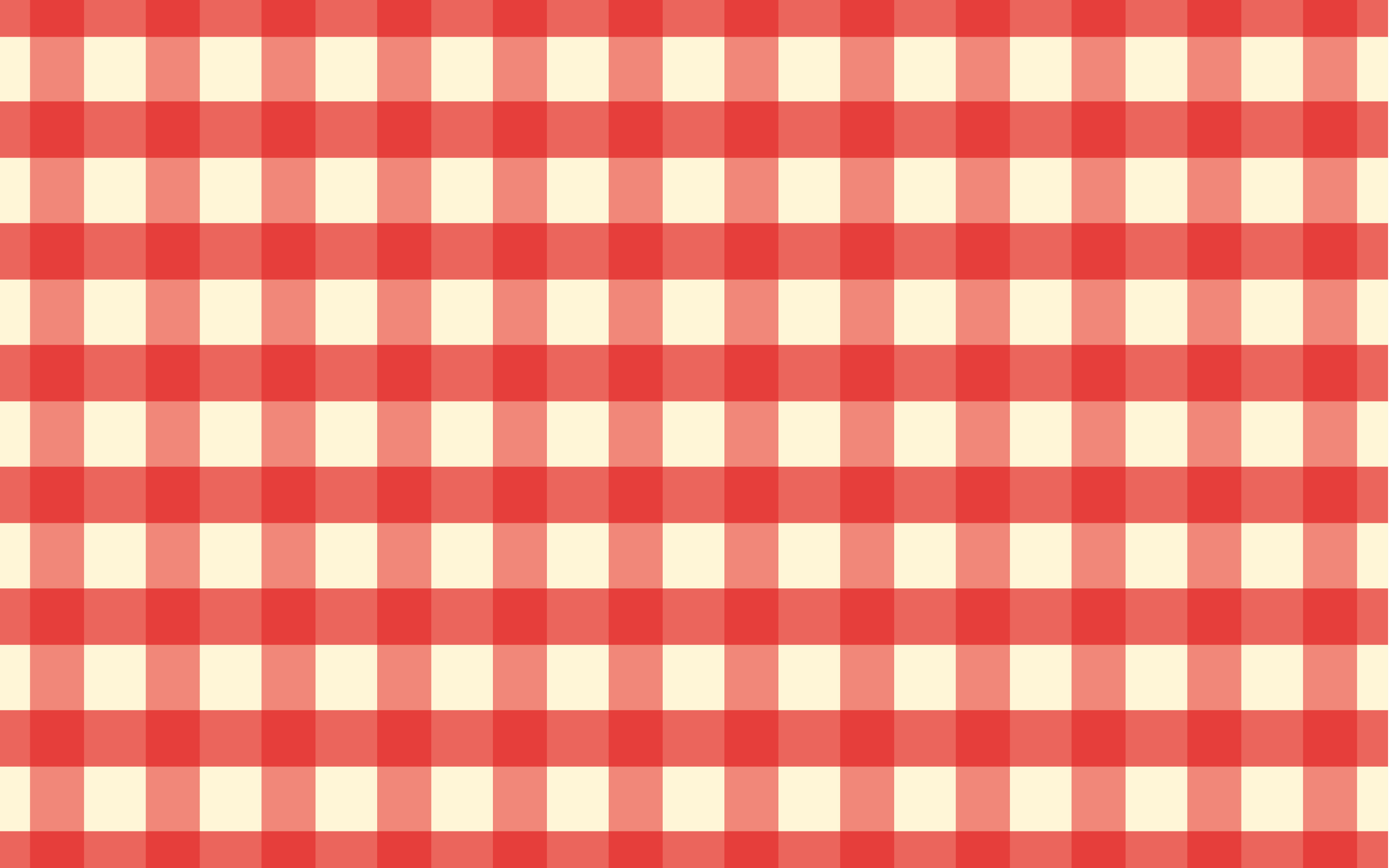 2880x1800 Red White Gingham-963