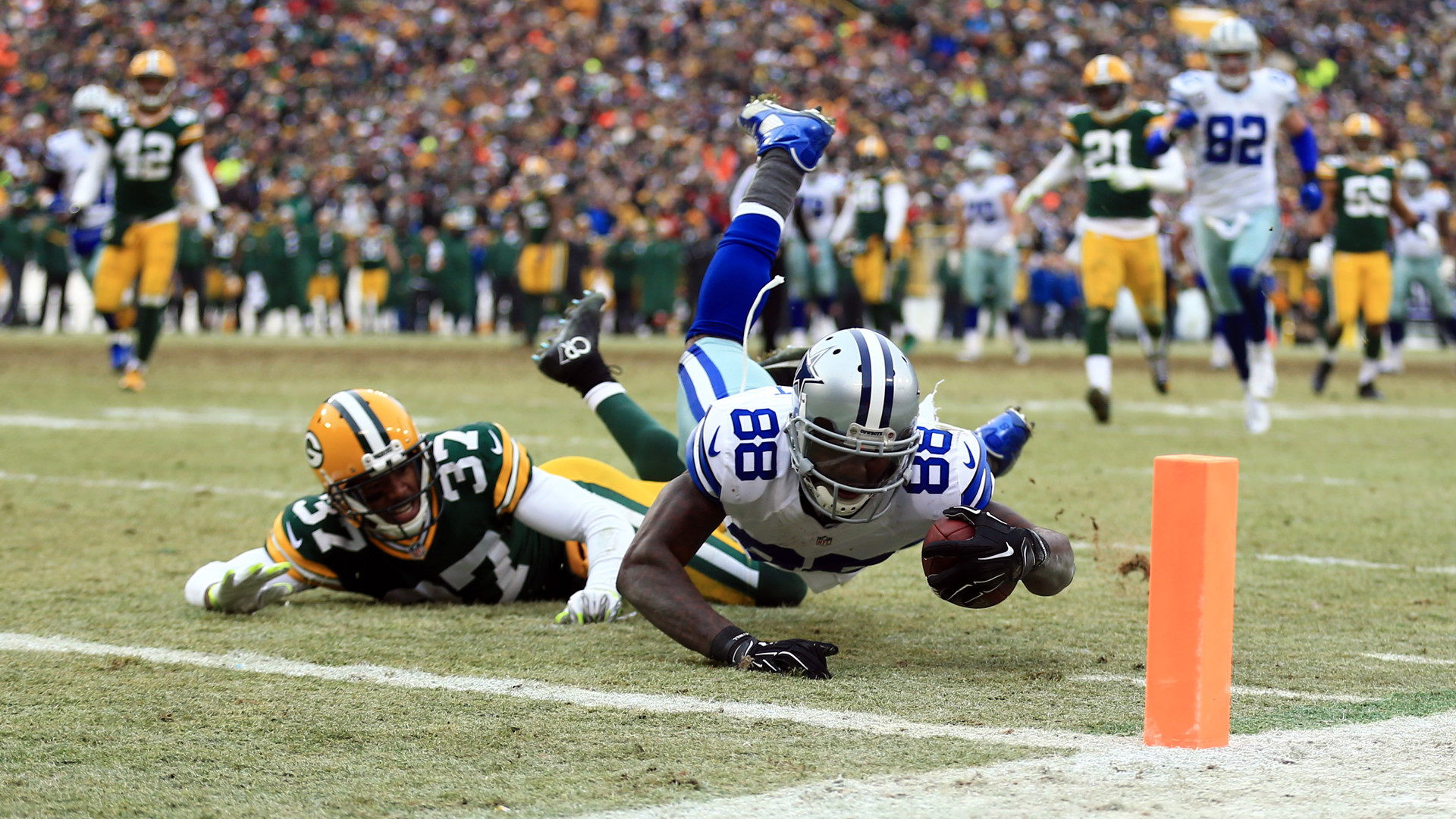 1920x1080 Three years later, the NFL now says Cowboys' Dez Bryant did, in fact, catch  it