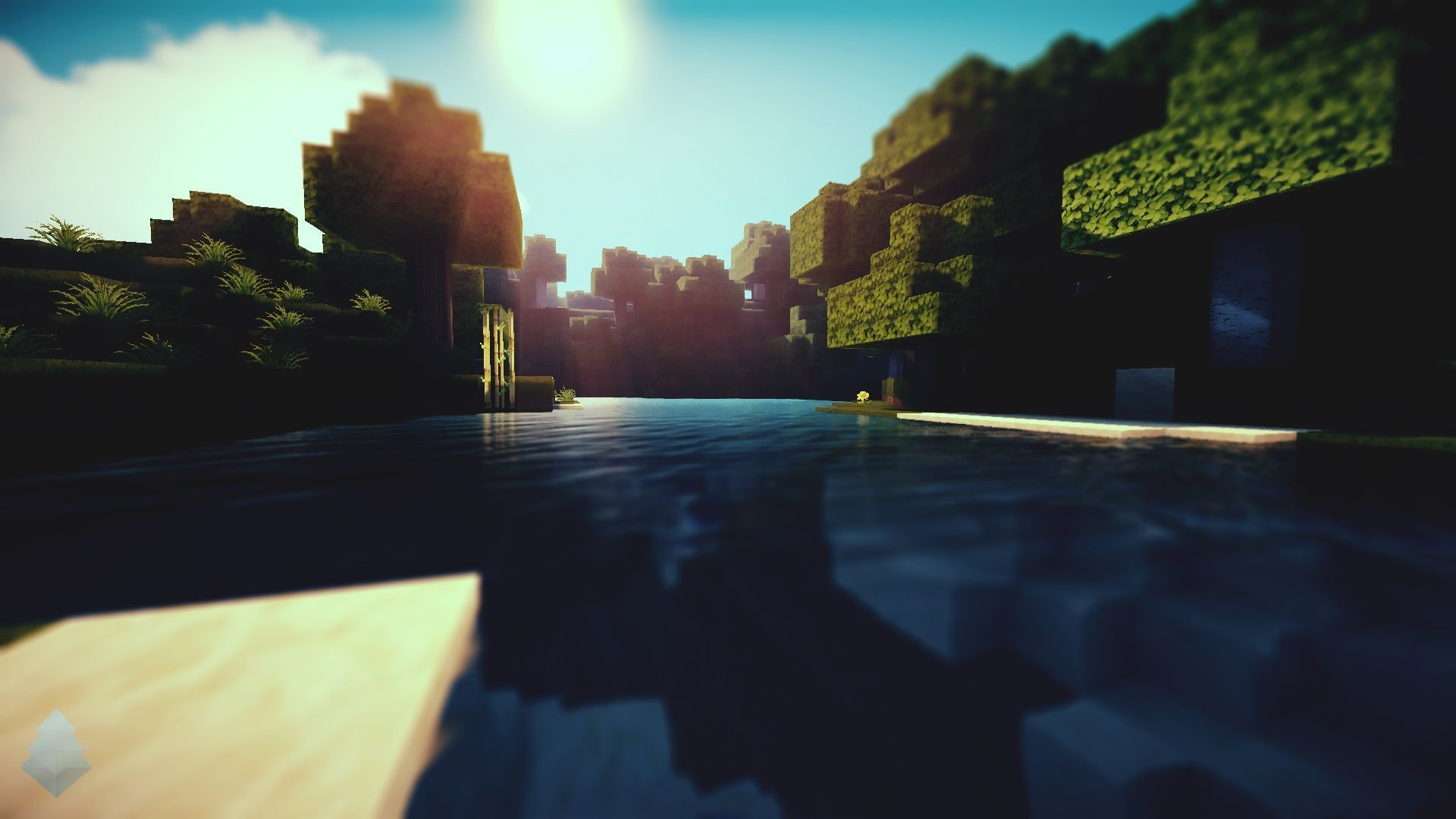 1920x1080 Minecraft Backgrounds Picture 34 Wallpapers
