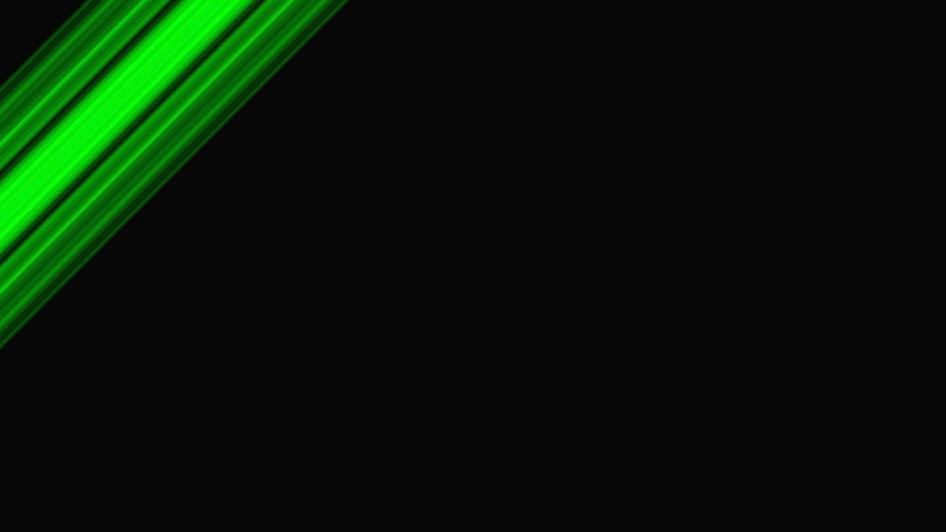 1920x1080 Black And Green Neon Green Wallpaper Background
