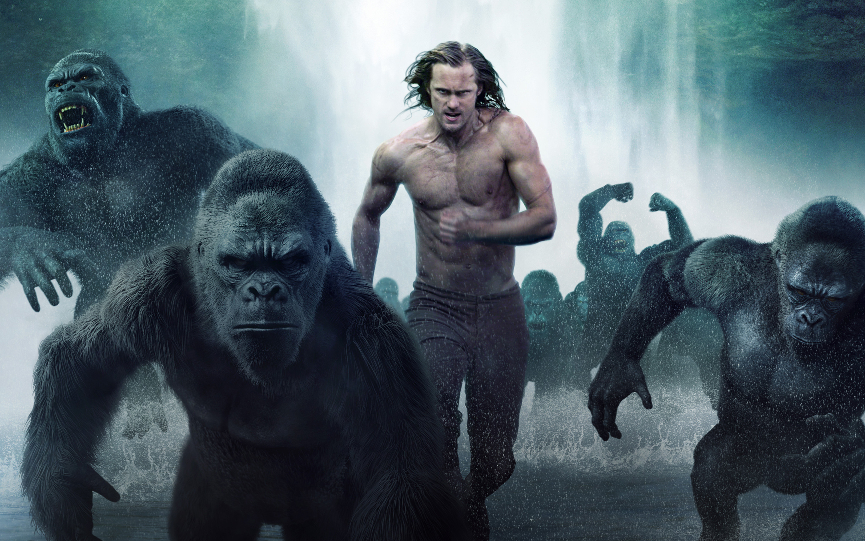 2880x1800 MOVIE TRAILERS- images The Legend Of Tarzan 4k Wide Hintergrund HD wallpaper  and background photos