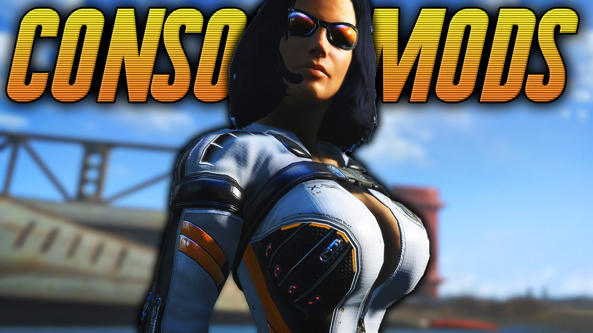 1920x1080 Fallout 4 Console Mods - 5 Awesome Mods To Download #4 (Xbox One Mods) -  YouTube