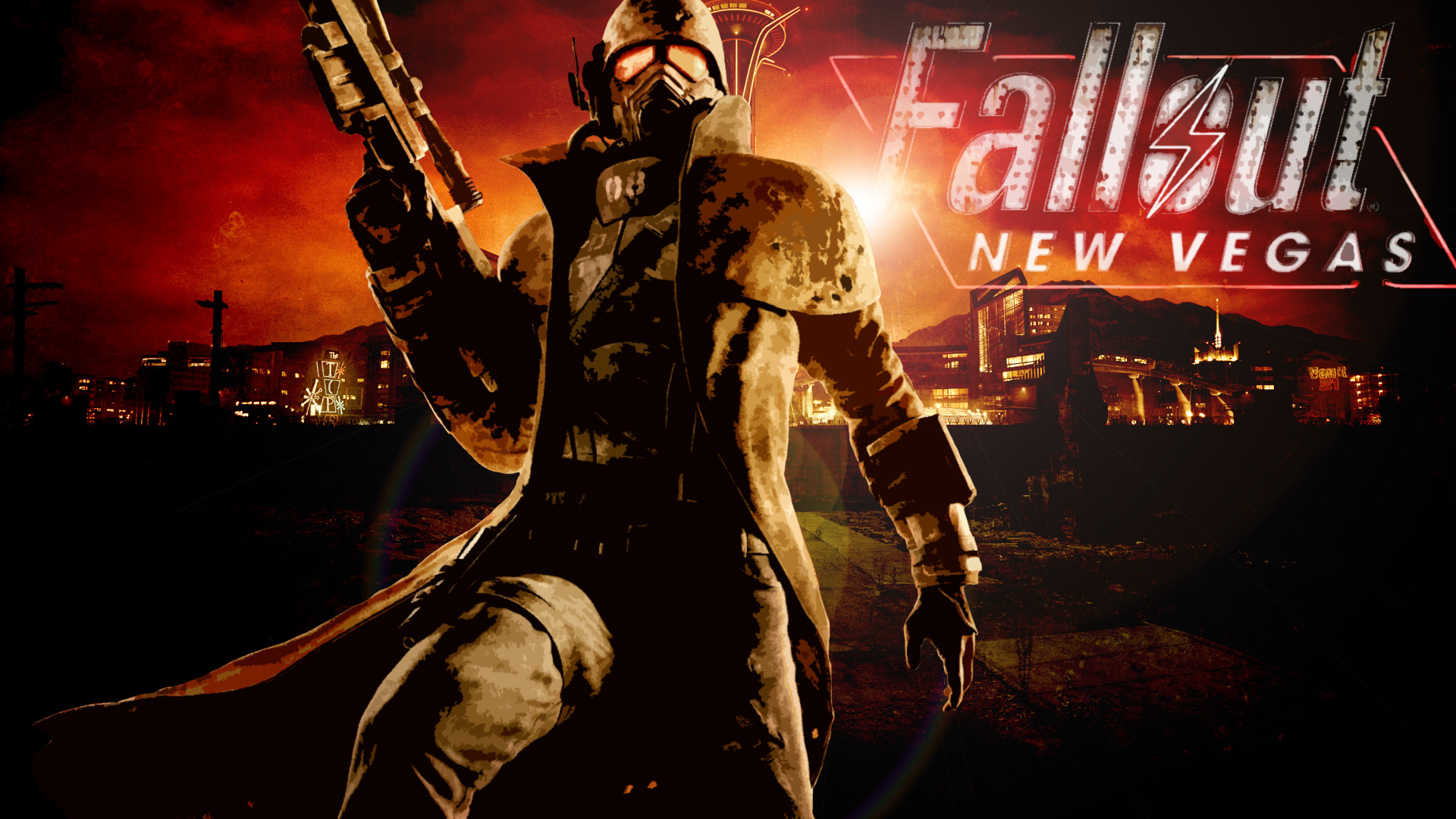 Fallout New Vegas Wallpaper (73+ Images