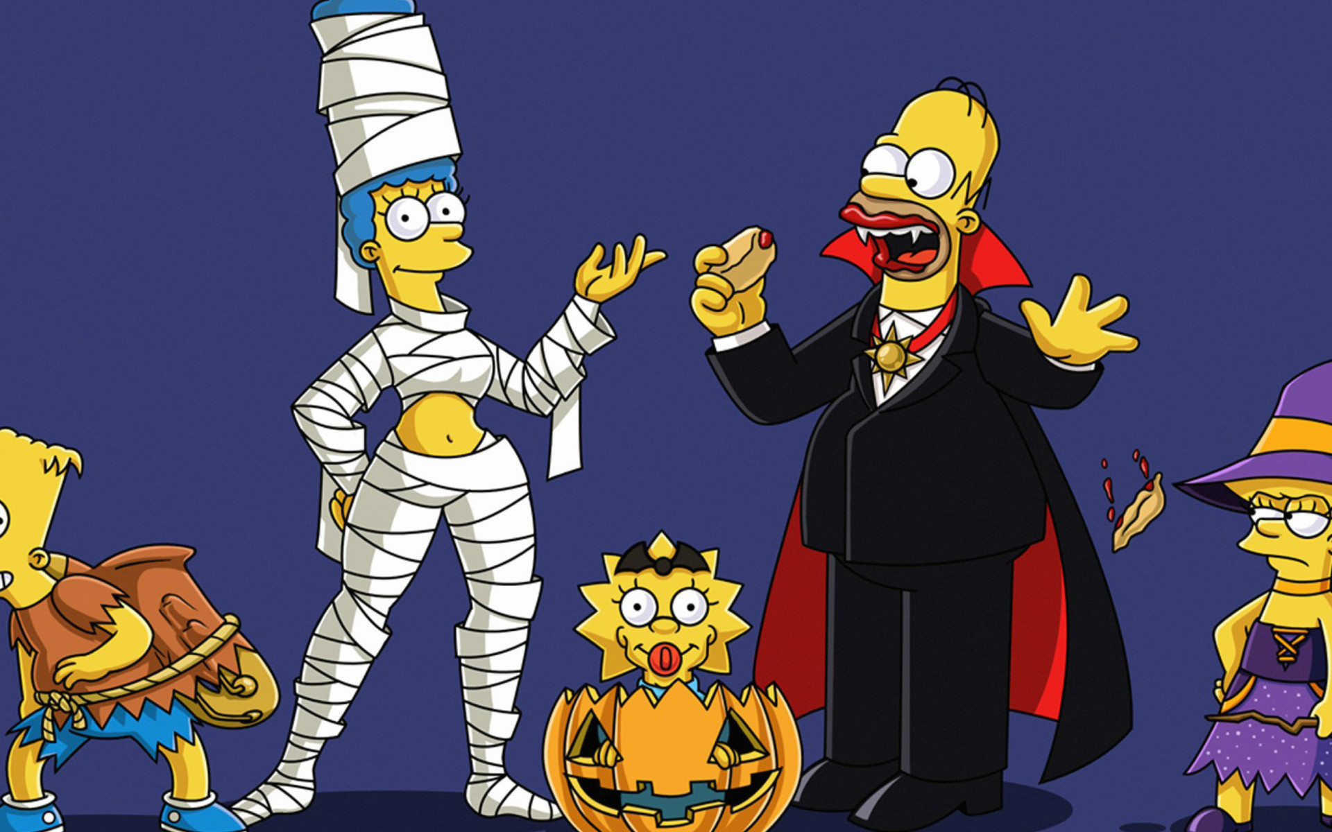 Bart simpson wallpapers 68 images 1920x1200 voltagebd Gallery
