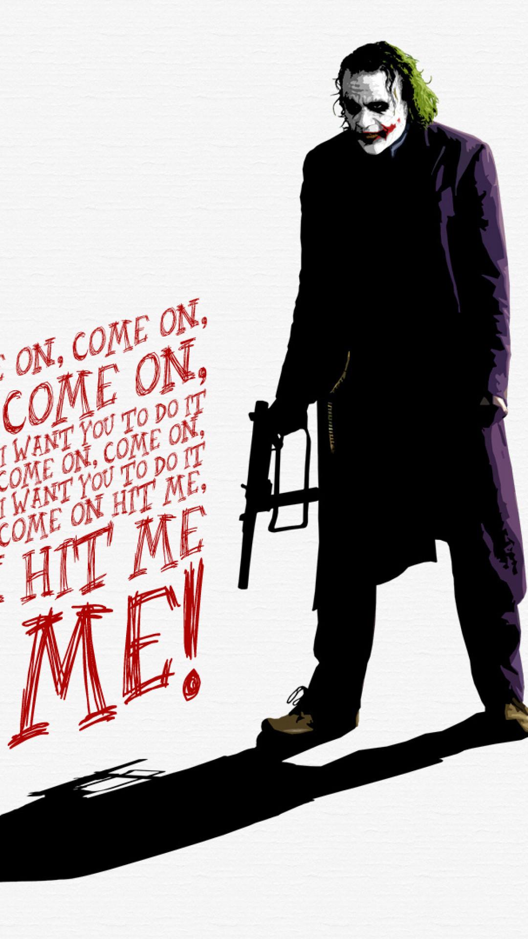 Heath Ledger Joker Wallpaper - Amnet