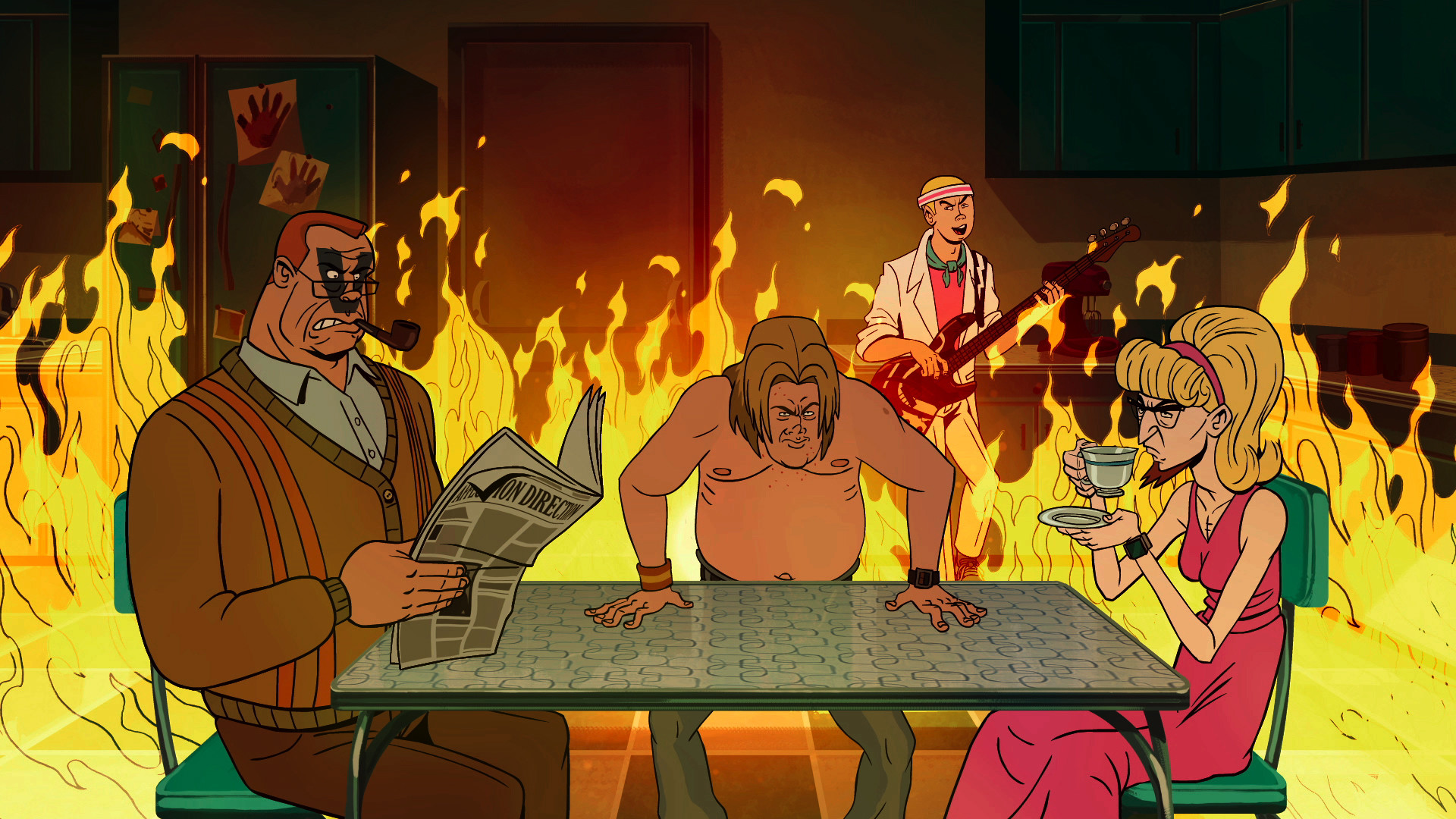 1920x1080 The Venture Bros. Wallpaper 24 - 1920 X 1080