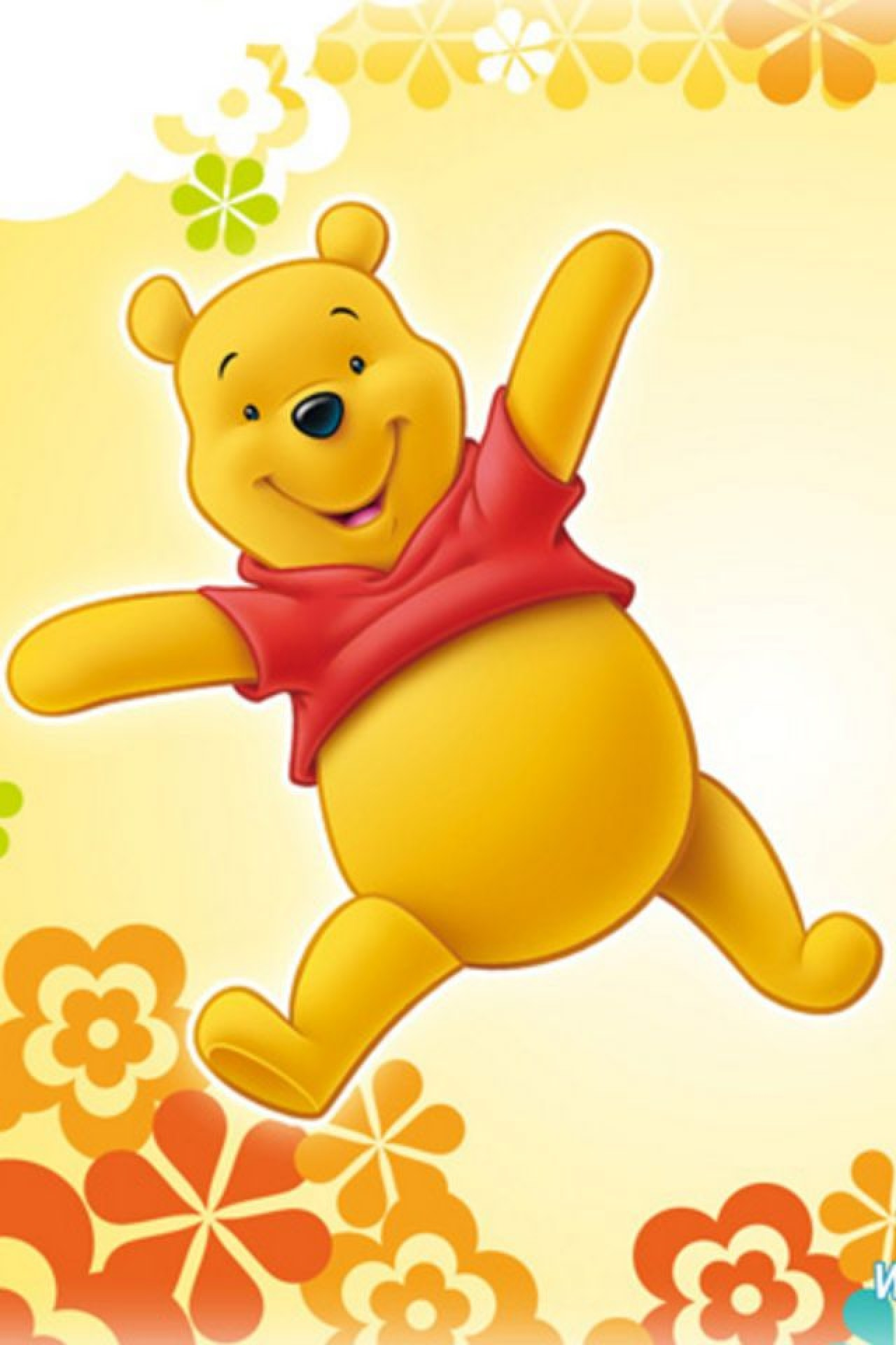 It is an image of Mesmerizing Pooh Bear Images