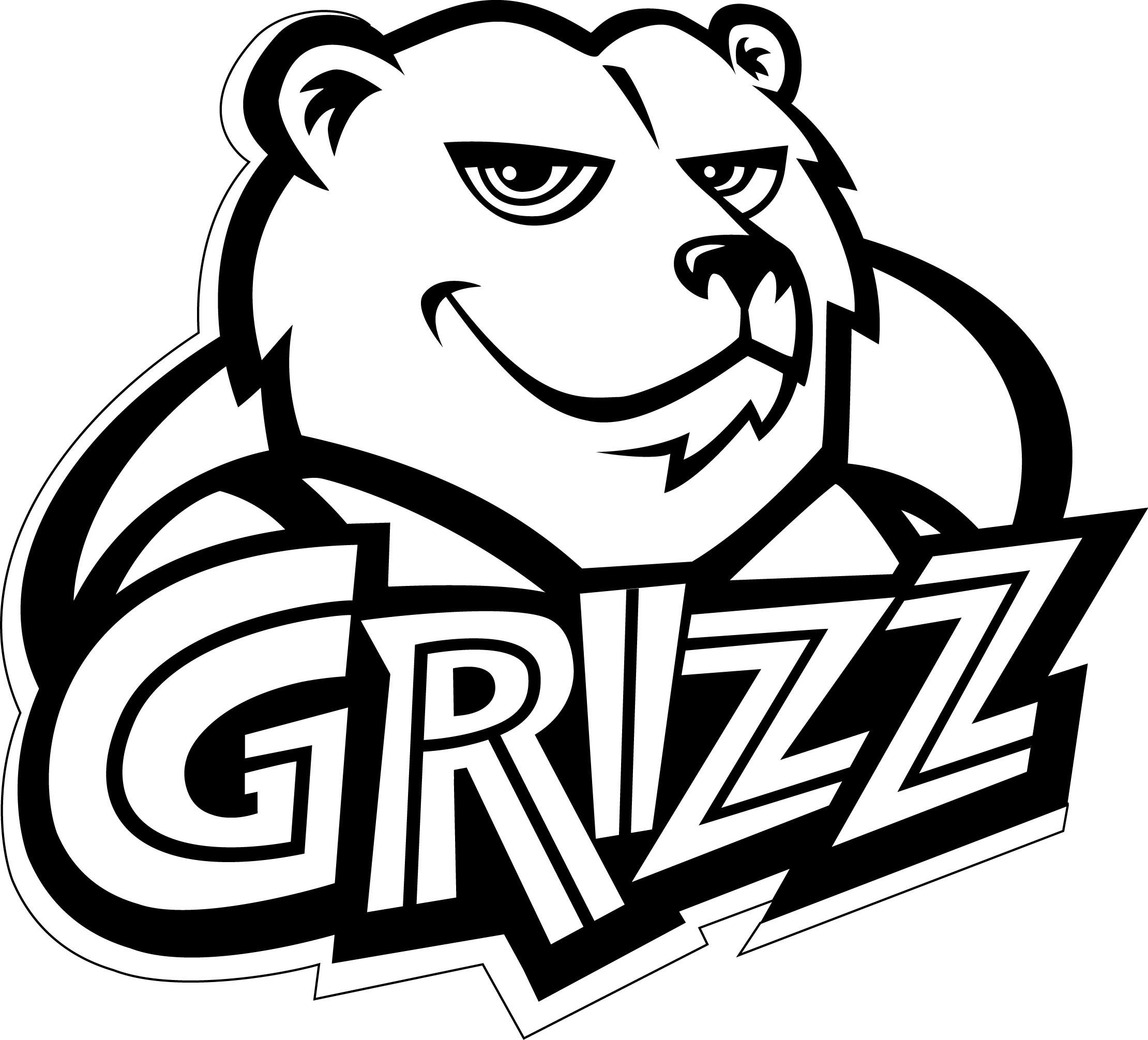 memphis grizzlies coloring pages - photo#23