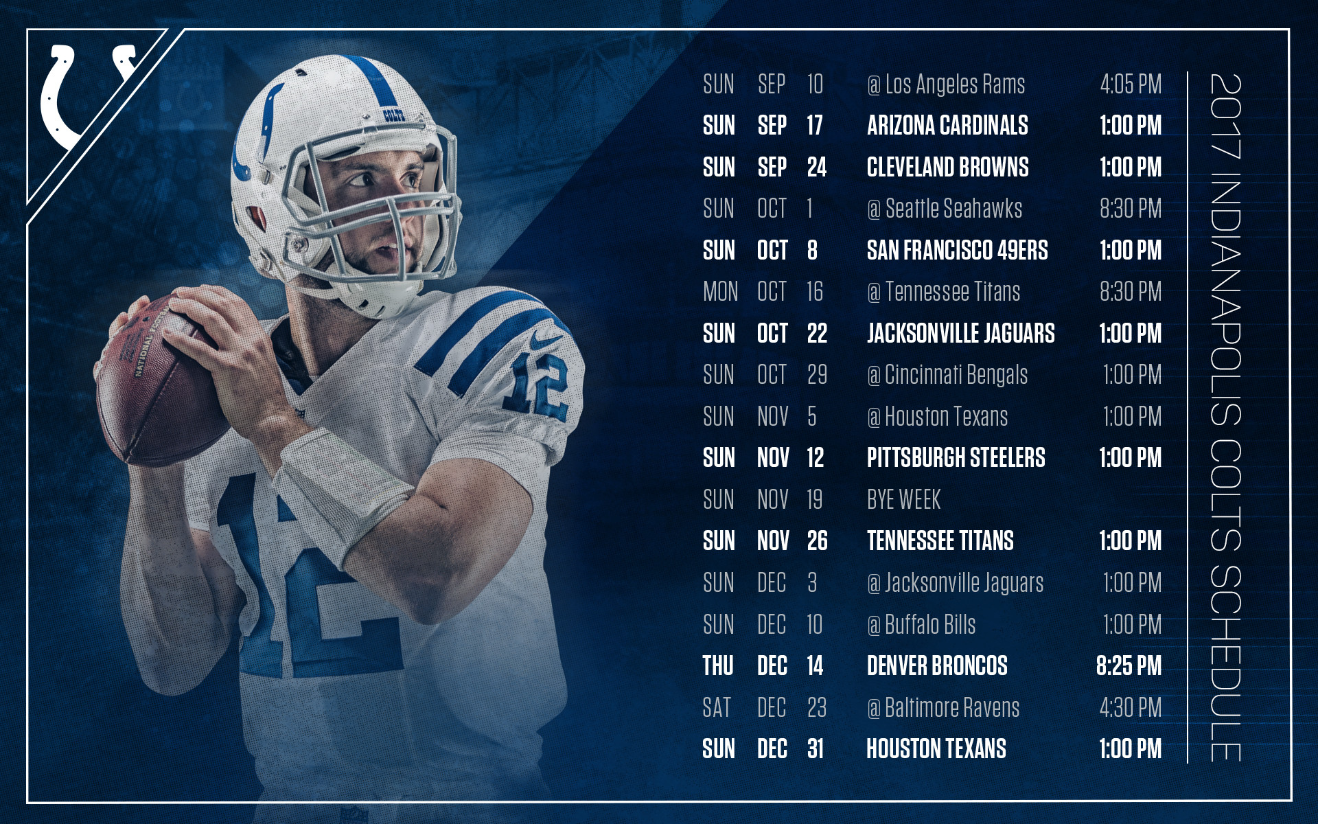 1080x1920 Nfl 2016 Indianapolis Colts Iphone