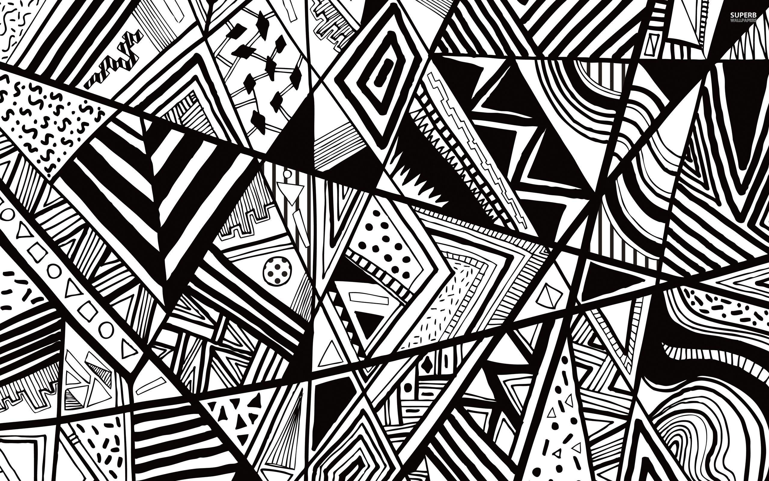 Doodle Art Wallpapers 52 Images