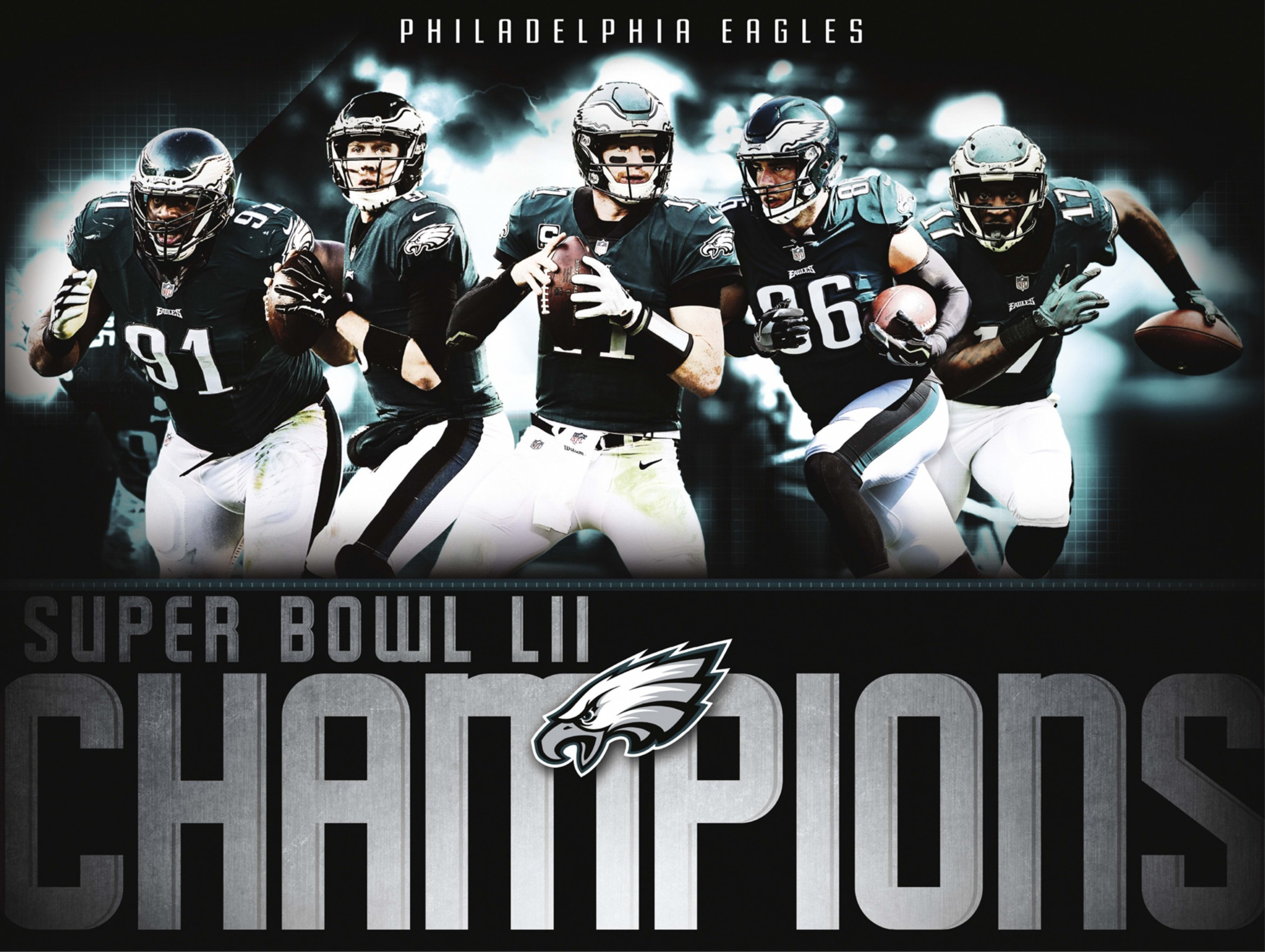 2338x1760 Philadelphia Eagles Wallpaper