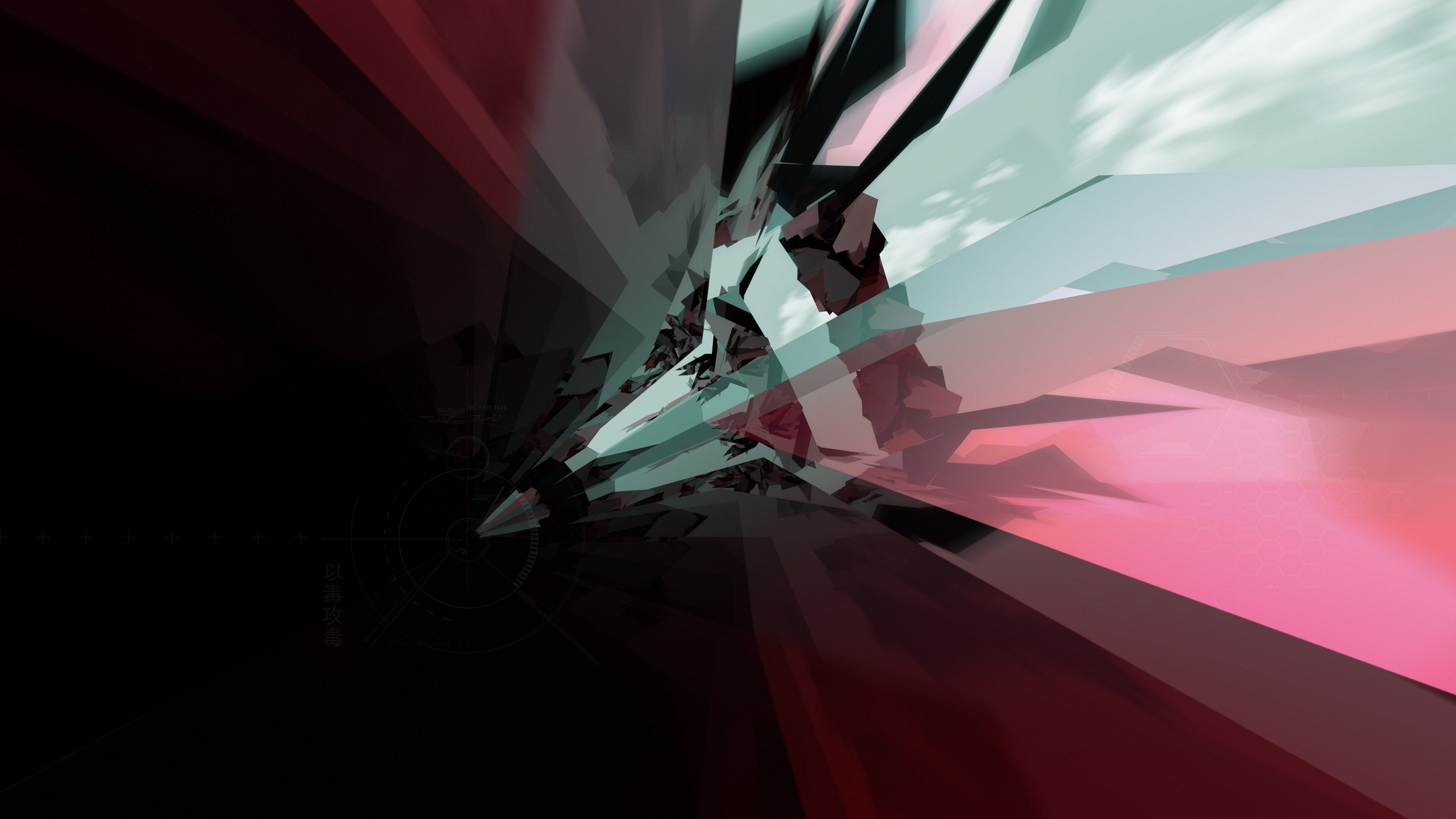 Abstract Painting 4k Hd Desktop Wallpaper For 4k Ultra Hd: 4K Abstract Wallpapers (48+ Images