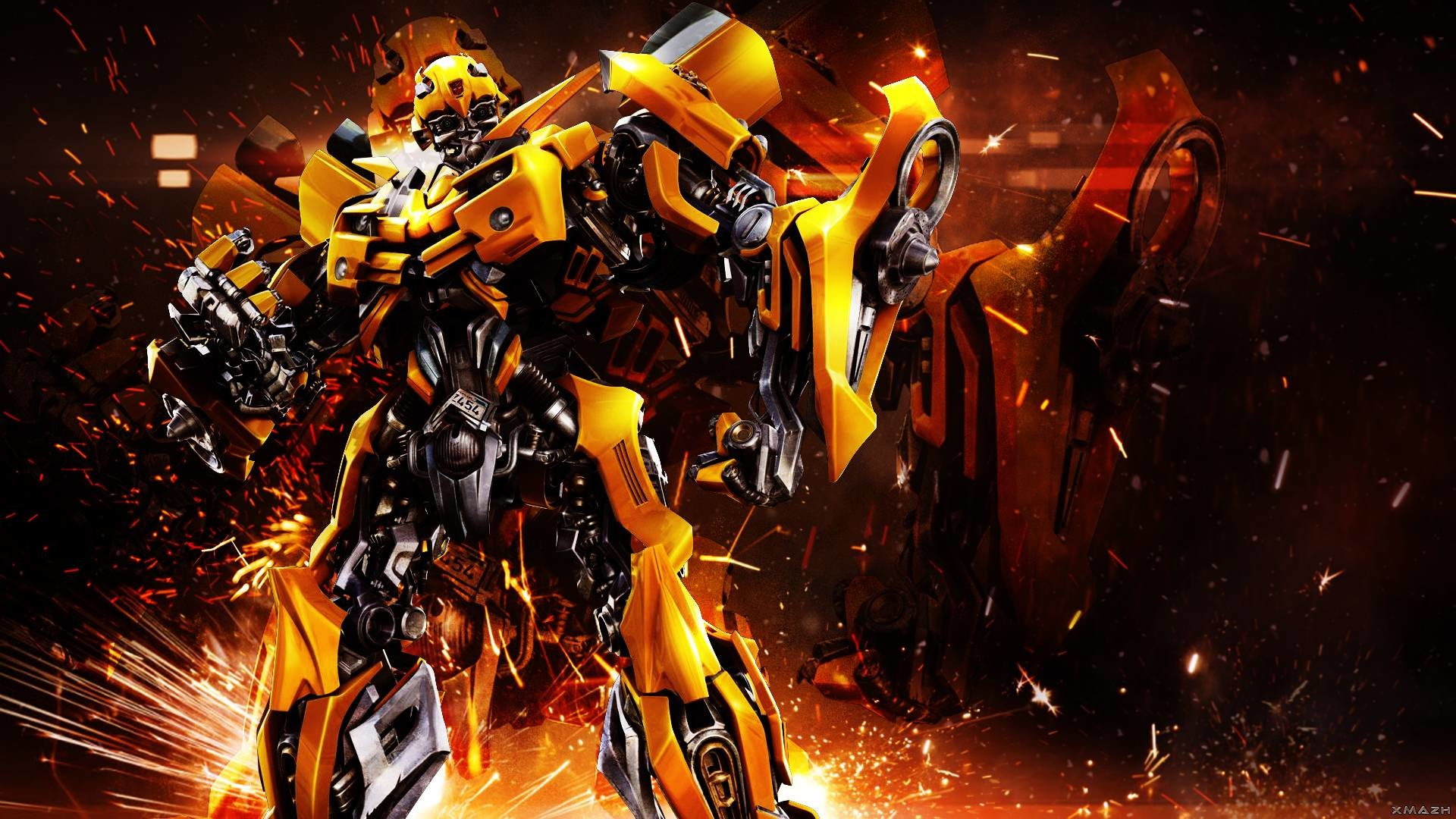1920x1080 Bumblebee Transformers HD Wallpapers | HD Wallpapers Addict