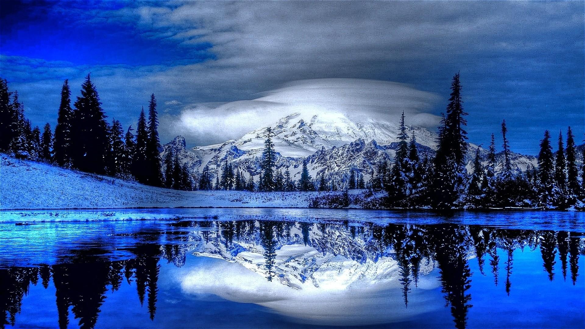 Winter Hd Wallpapers Windows 7