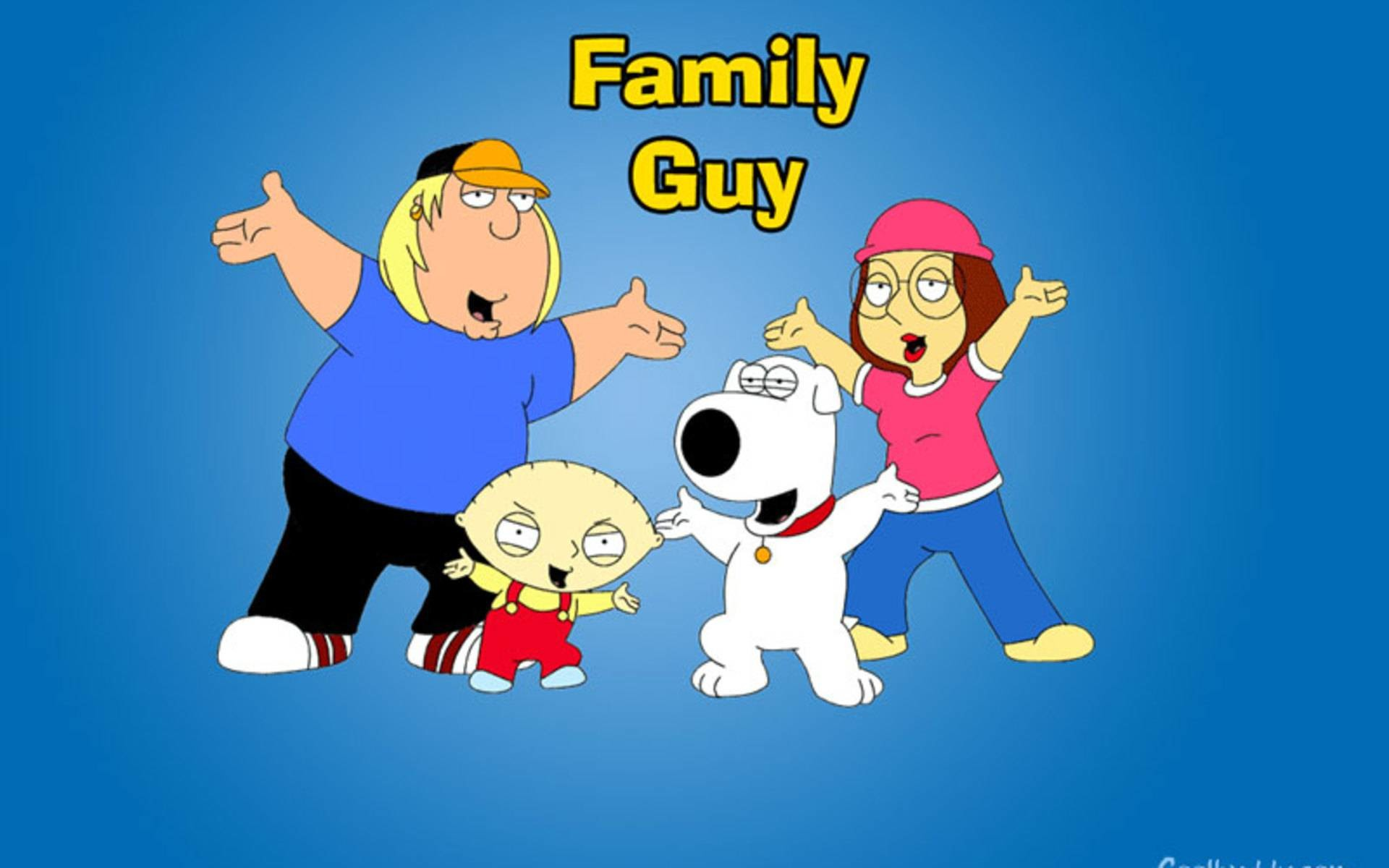 1920x1200 Wallpaper - Family Guy Picture