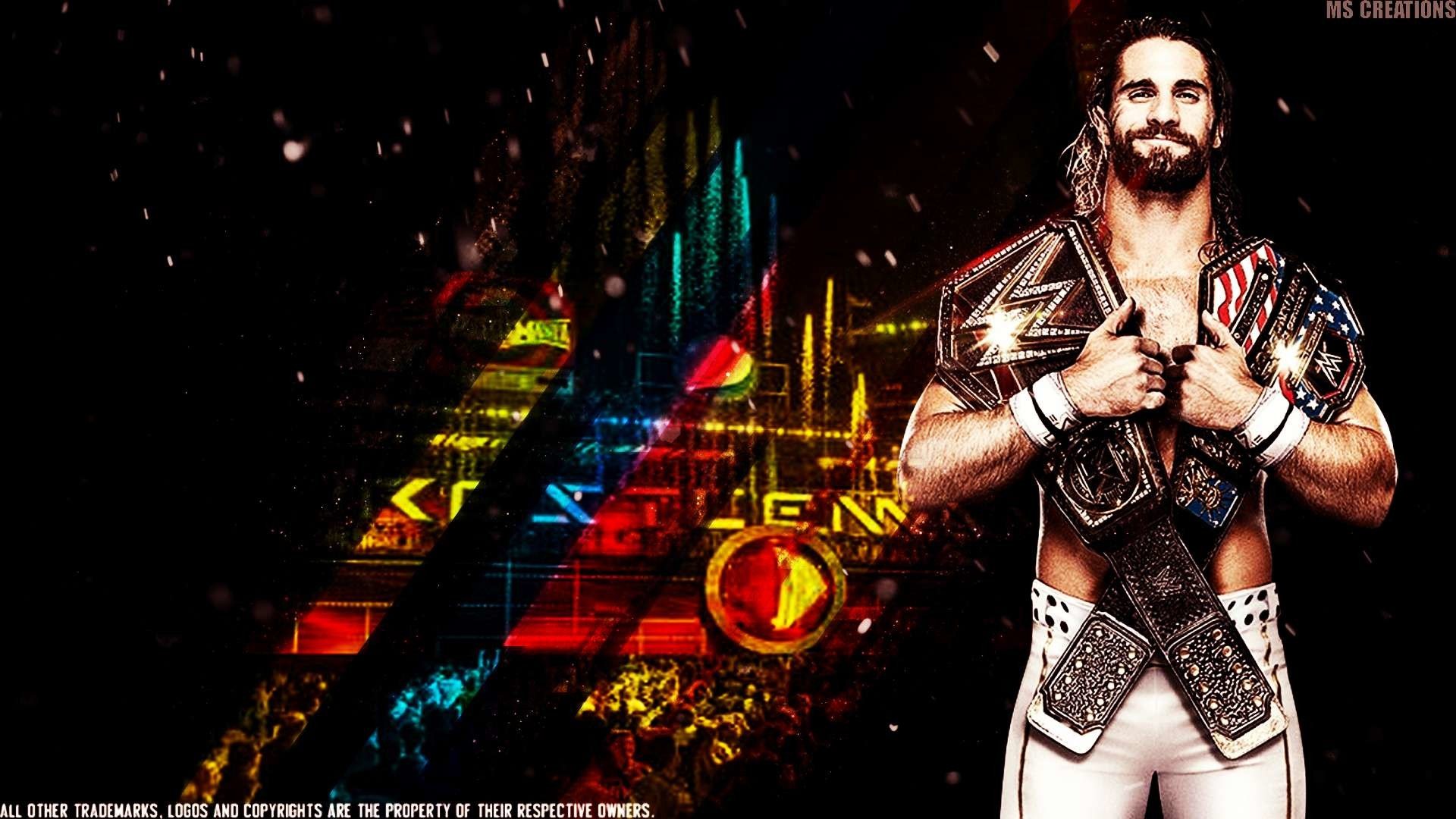 Wwe Seth Rollins Wallpaper 82 Images