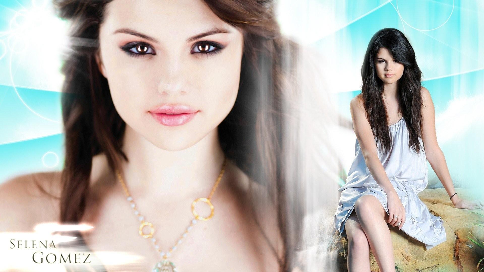 1920x1080 Selena Gomez Desktop Wallpaper 6061