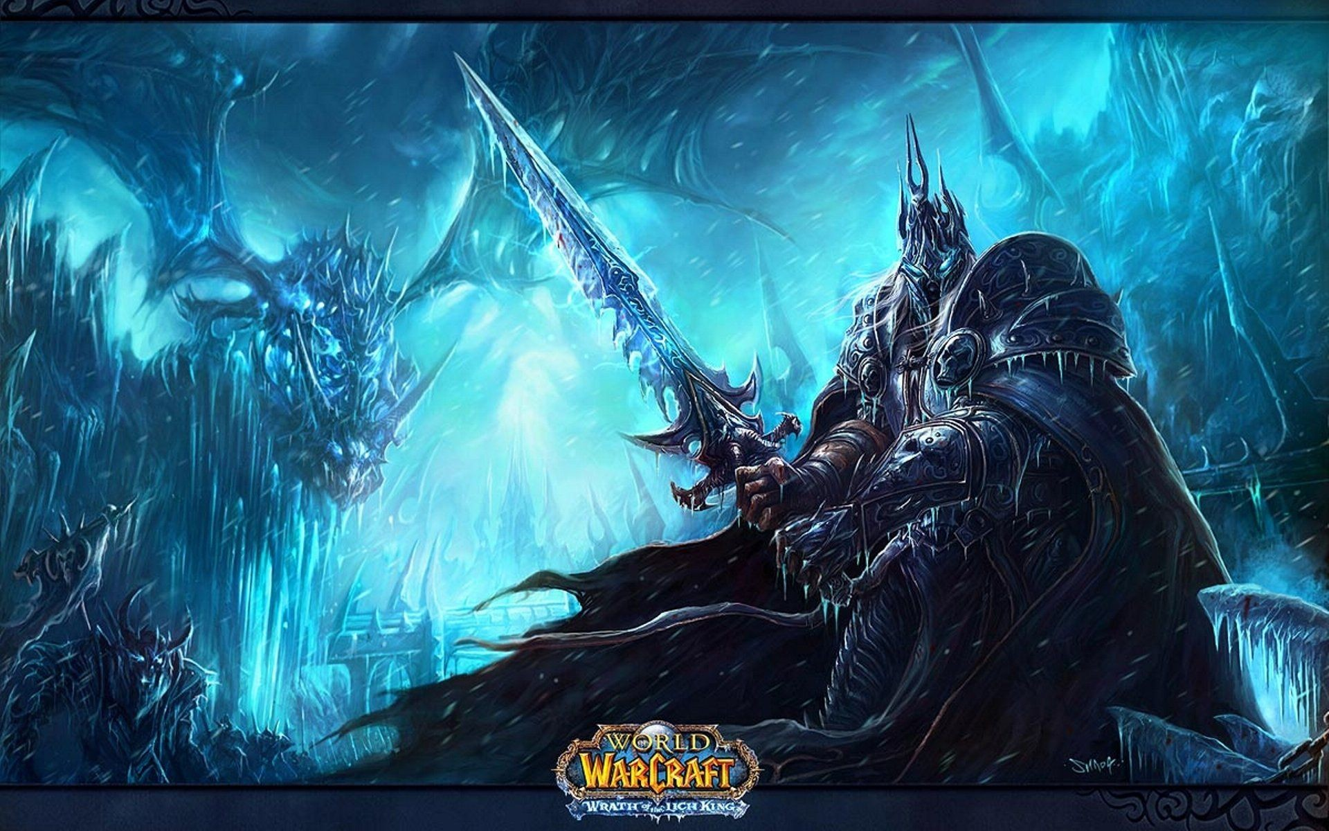 Lich king wallpaper 74 images - King wallpaper ...