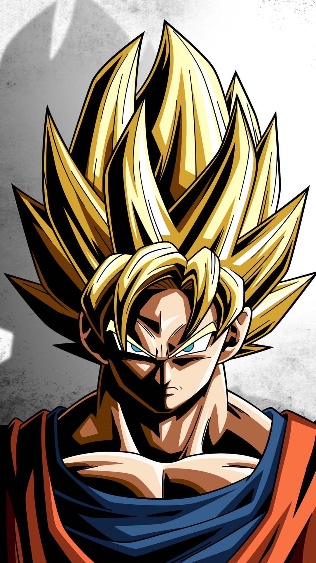 son goku wallpaper  Goku Phone Wallpaper (63  images)