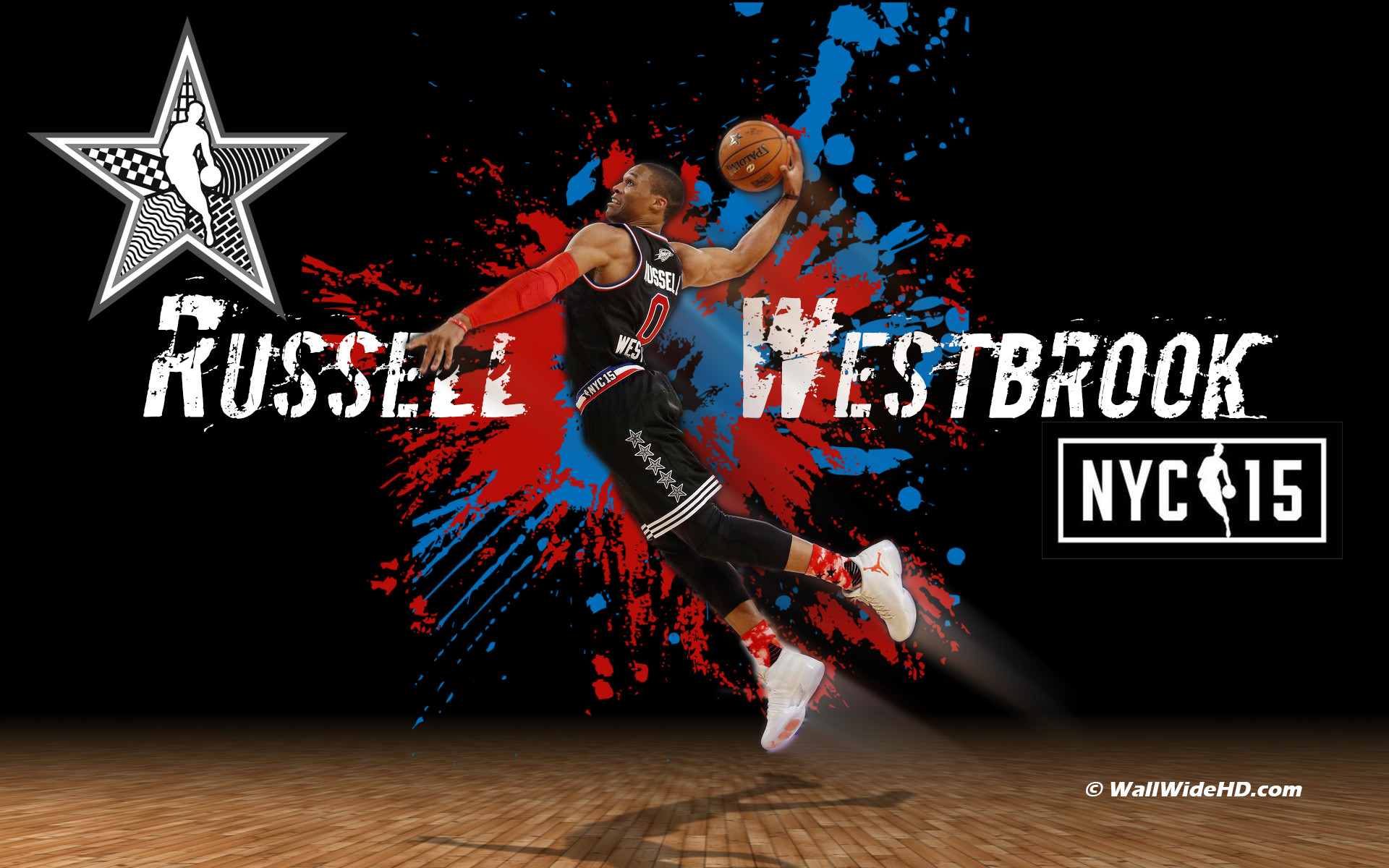 1920x1200 ... Russel Westbrook Wallpaper (22) ...