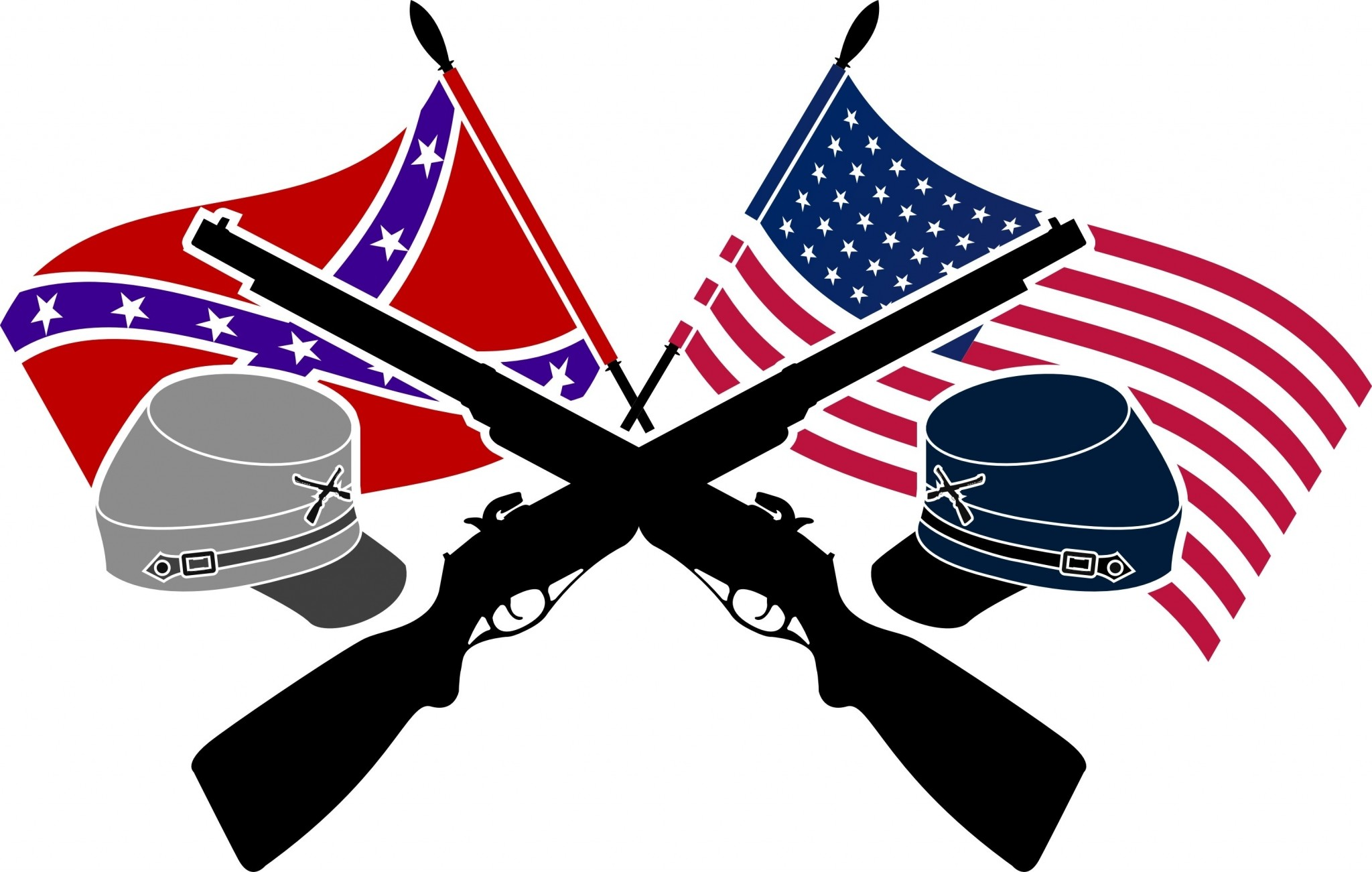 2048x1301 confederate flag hd backgrounds