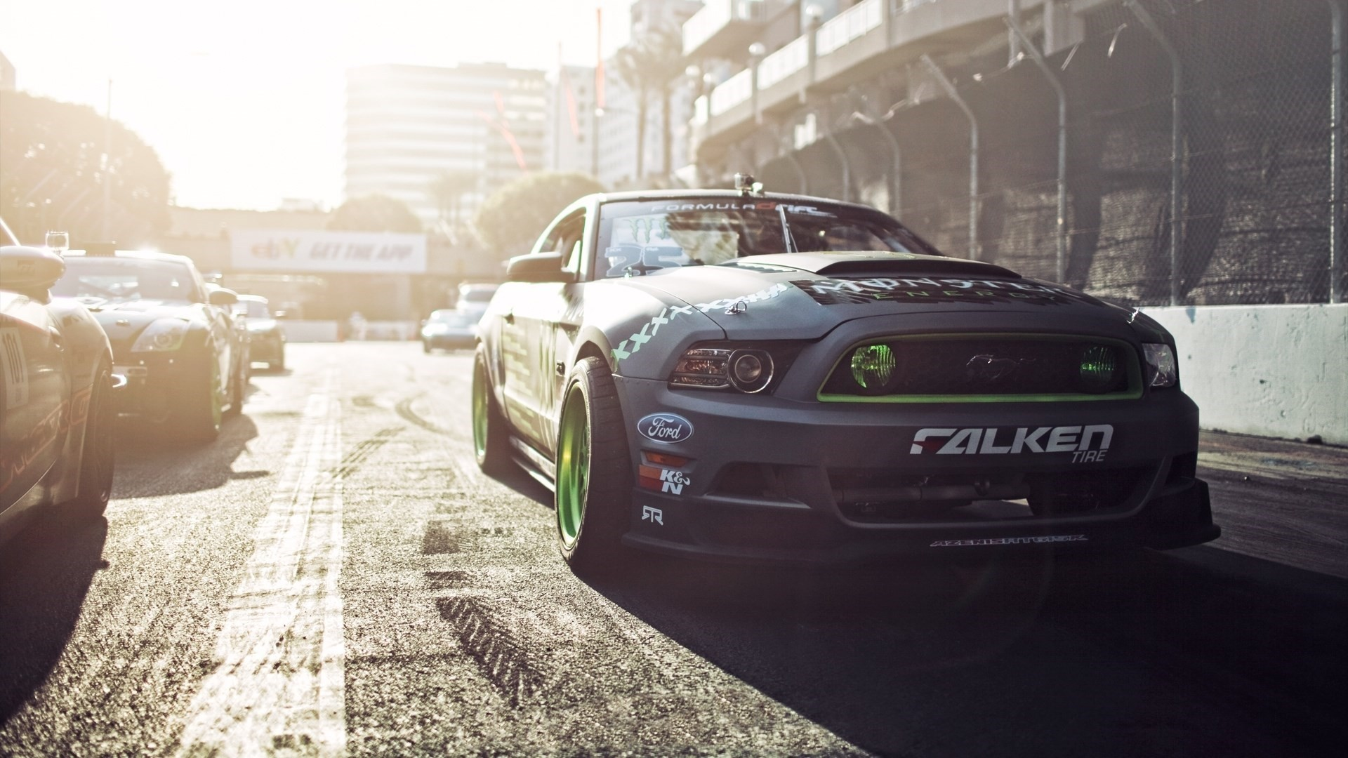 1920x1080 Ford Mustang, Car, Formula drift Wallpapers HD / Desktop and Mobile  Backgrounds