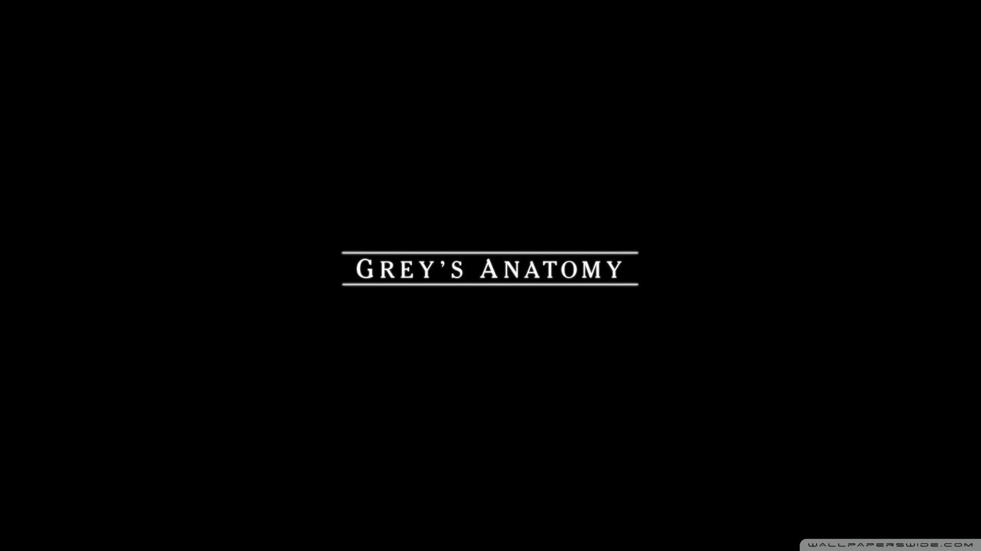 Greys Anatomy HD Wallpapers (79+ images)