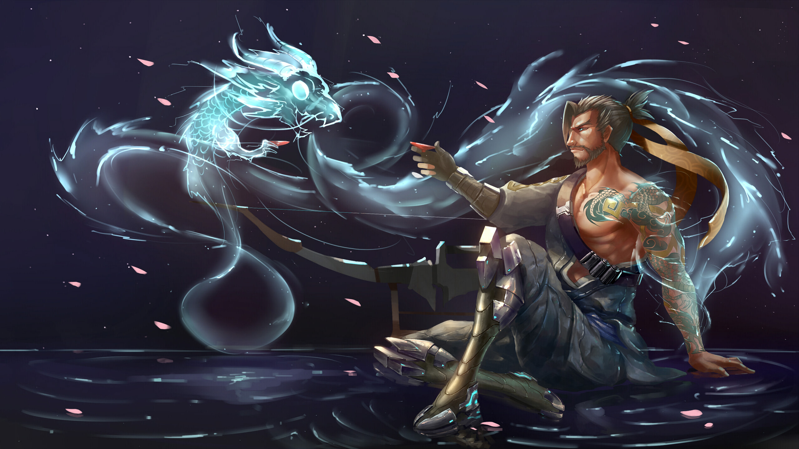 Hanzo Wallpapers 73 Images