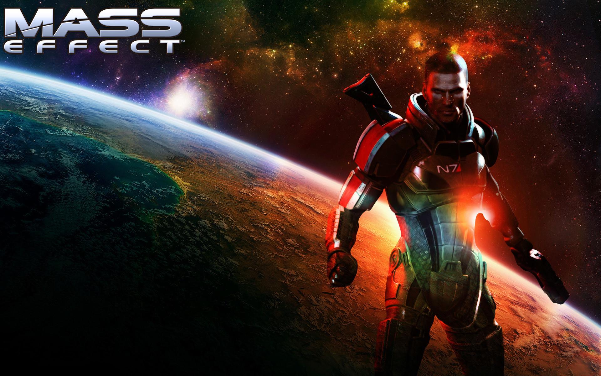 Mass Effect 1 Wallpaper 72 Images