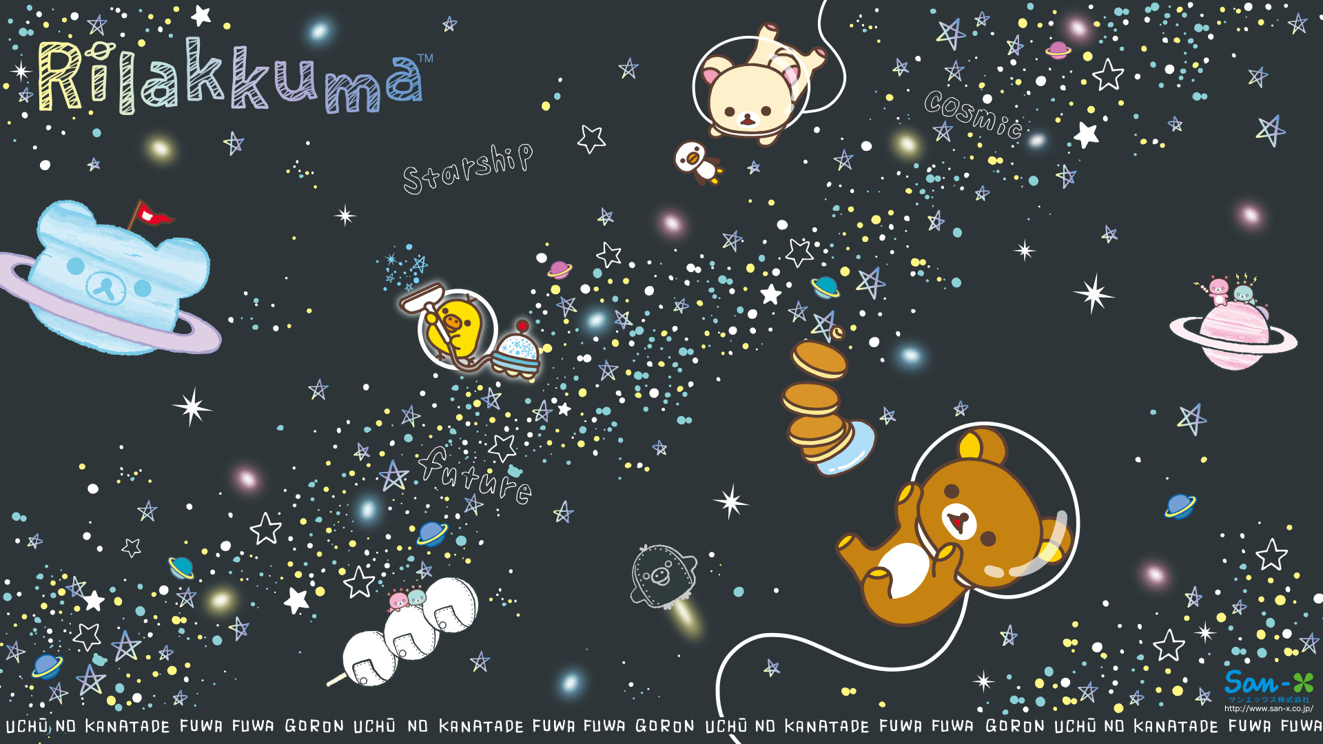 1920x1080 Rilakkuma Wallpapers Cute pretty 3D | Random <3 | Pinterest | More .