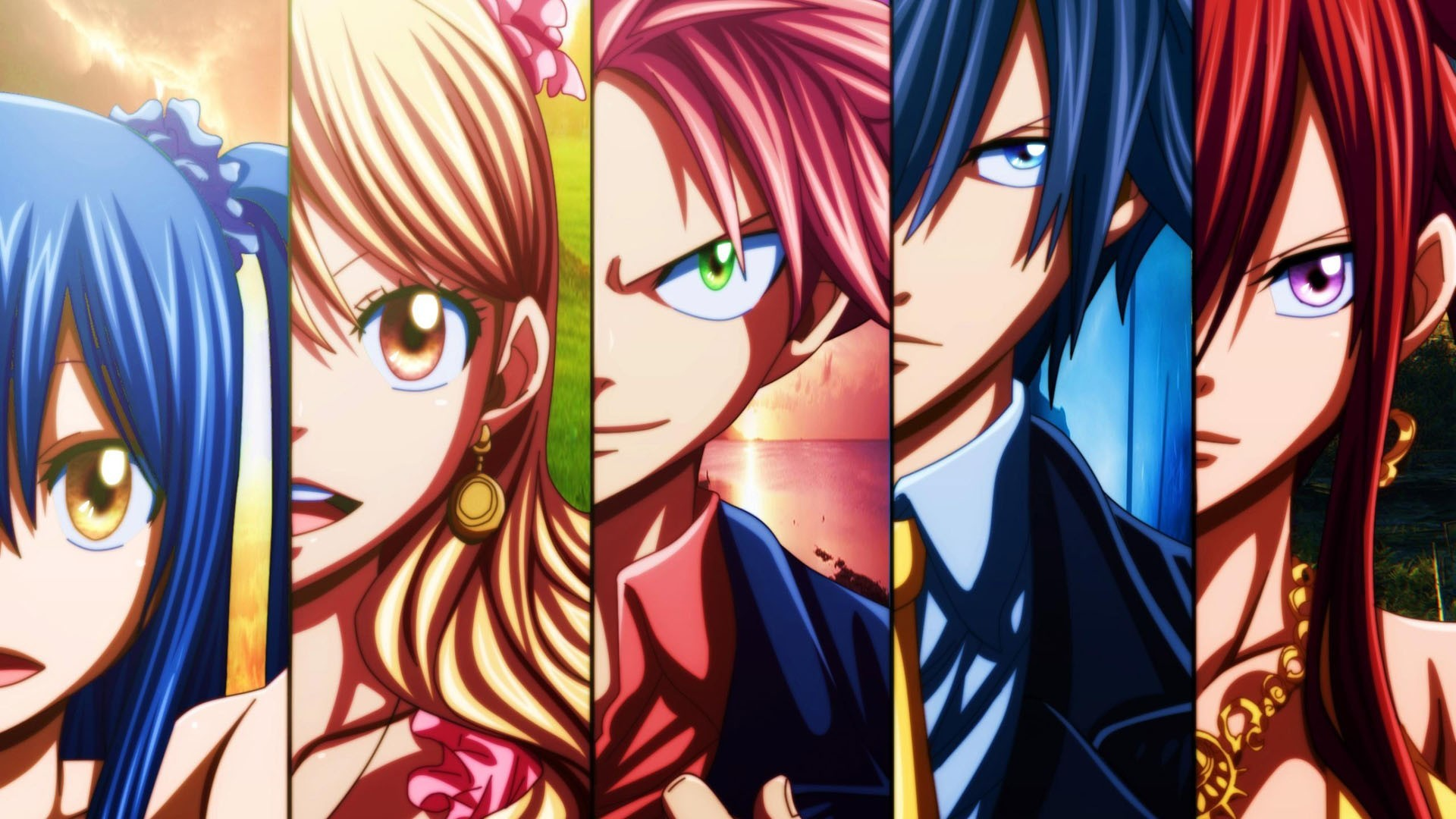 Fairy Tail 2018 Wallpaper HD 58 Images